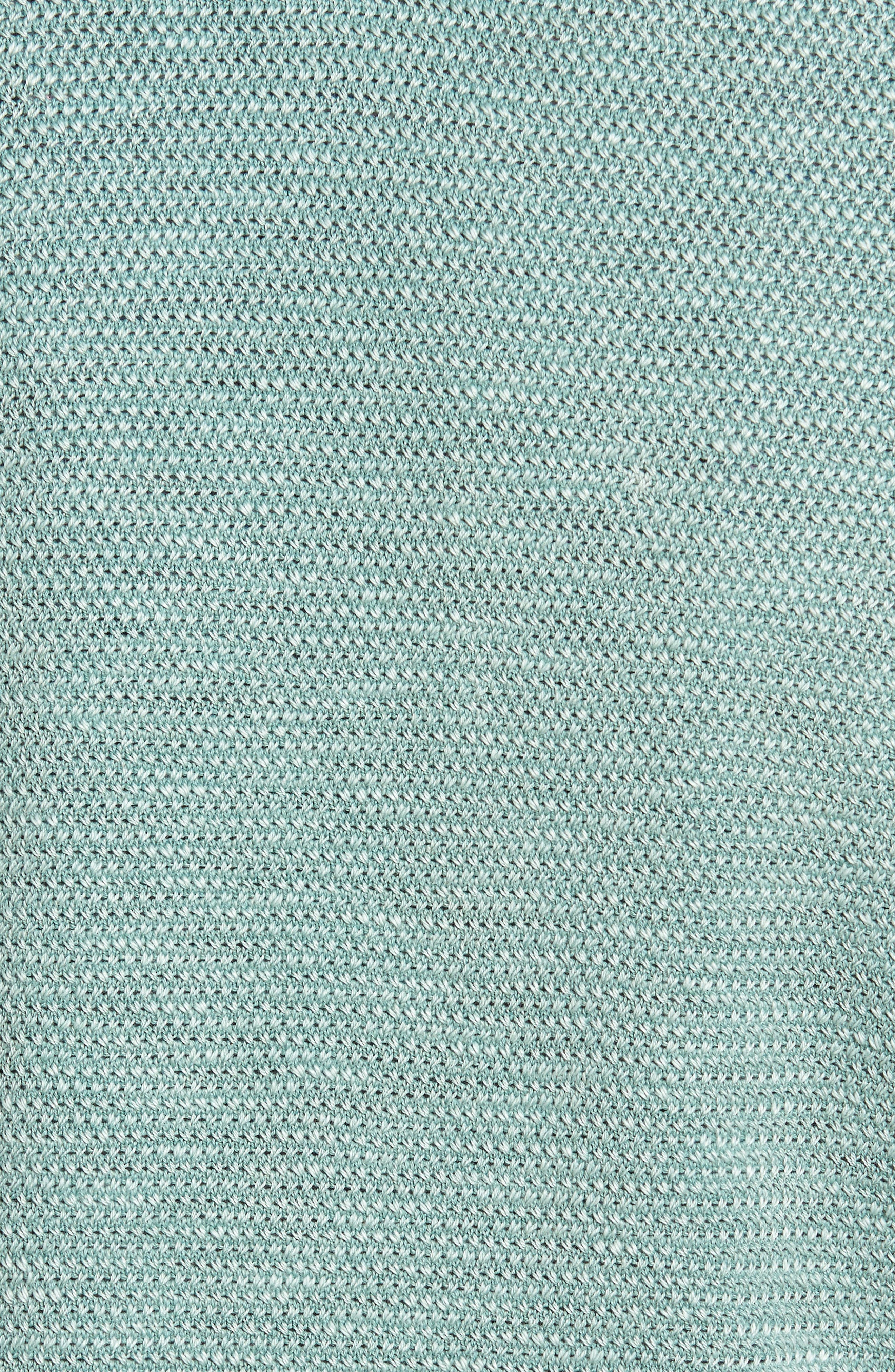 Saltwater Tide Half Zip Pullover,                             Alternate thumbnail 5, color,                             300