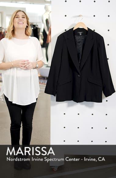 Peak Lapel Suit Jacket, sales video thumbnail