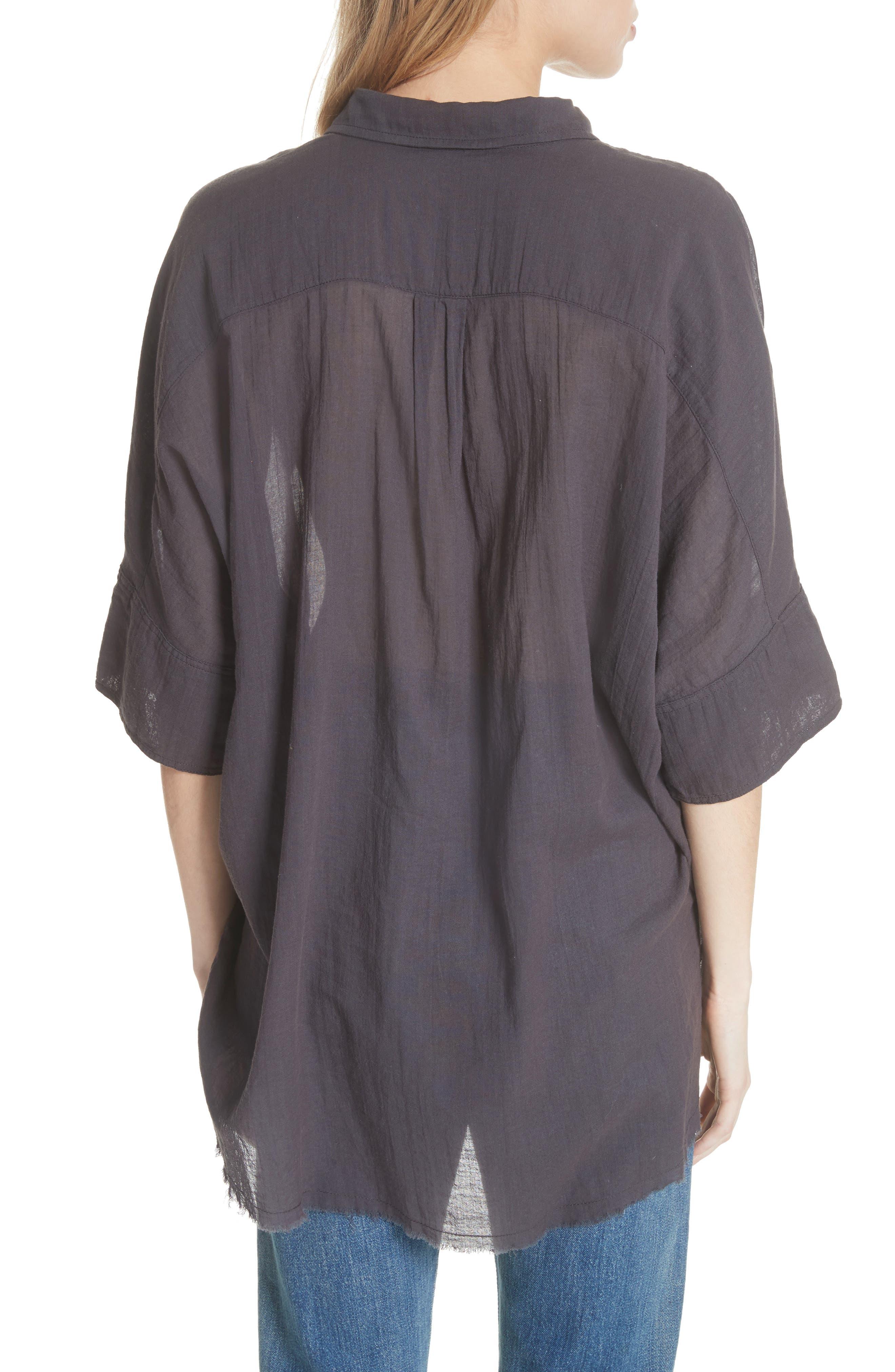 Best of Me Button Down Shirt,                             Alternate thumbnail 2, color,                             001