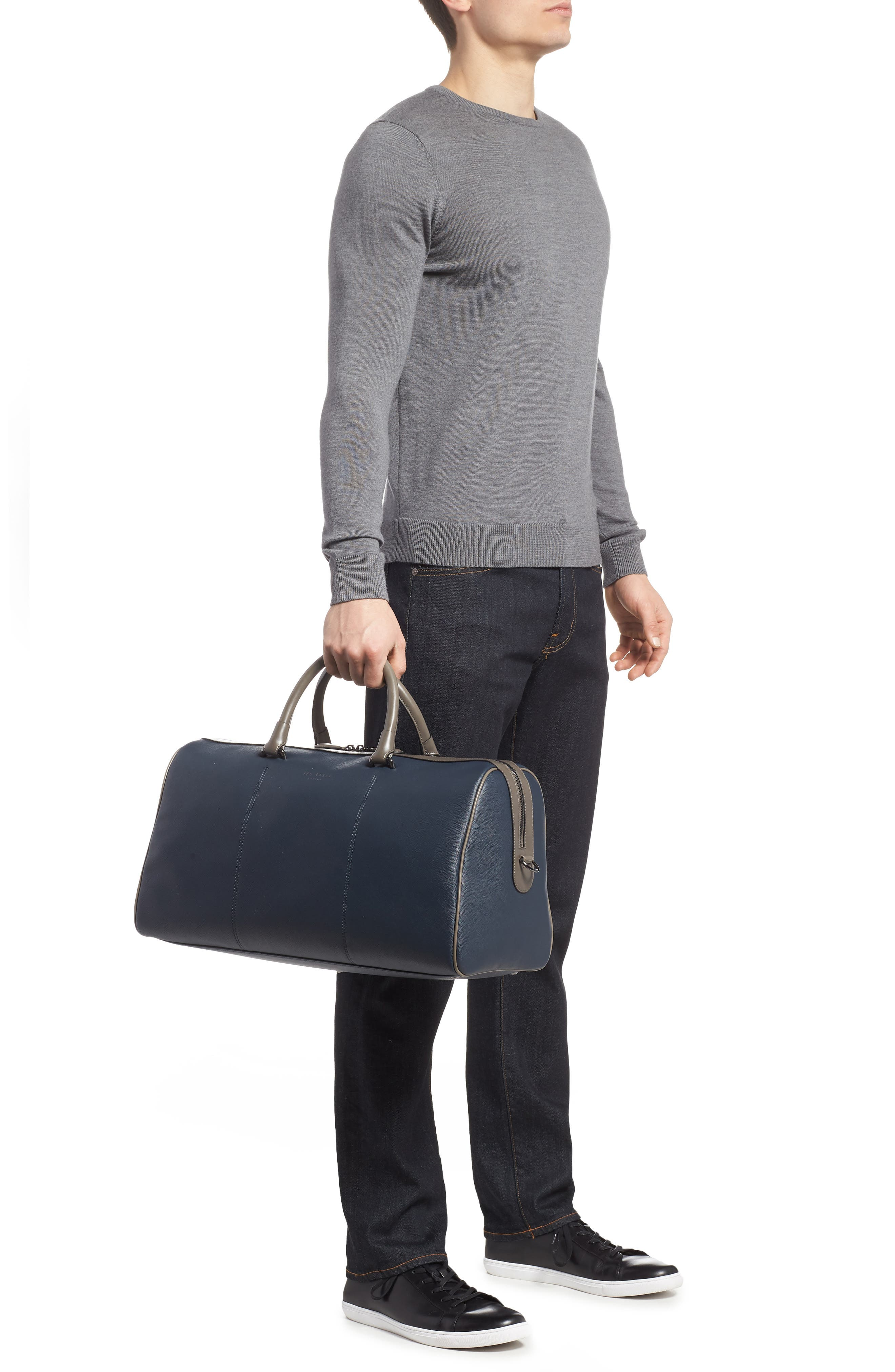 Haybail Crossgrain Holdall Duffel Bag,                             Alternate thumbnail 2, color,