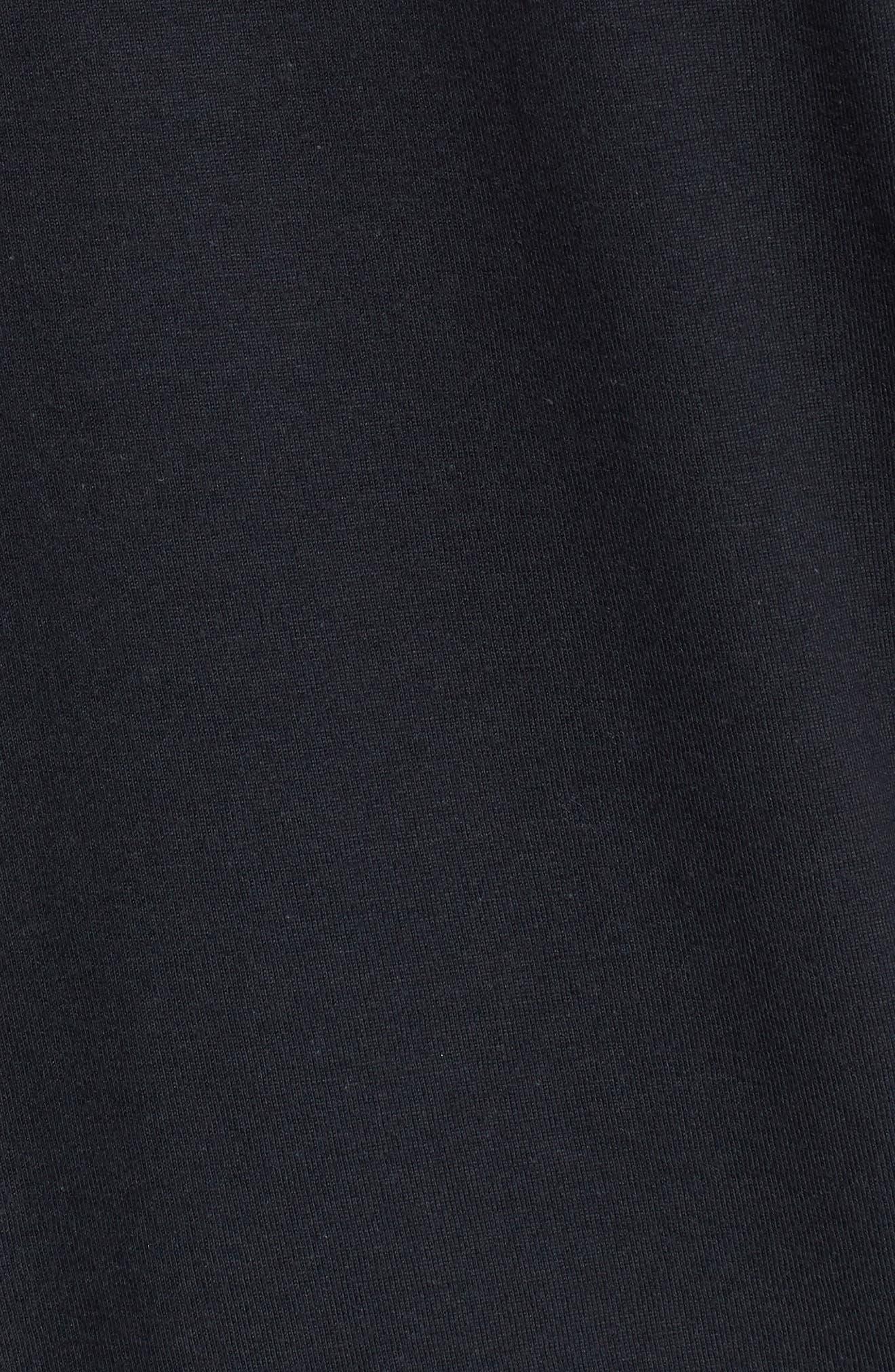 Sportswear 23 T-Shirt,                             Alternate thumbnail 5, color,                             BLACK/ INFRARED 23