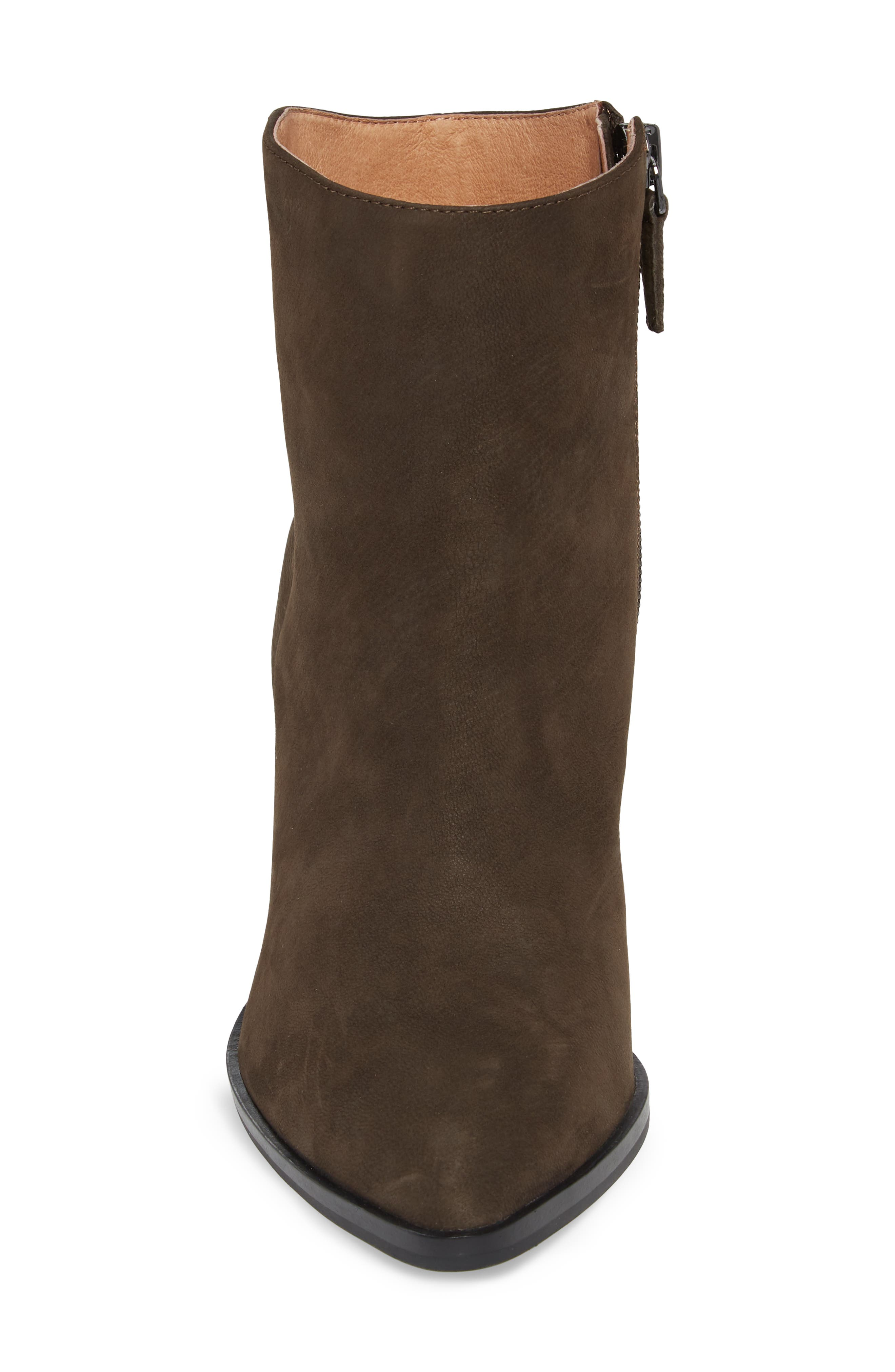 Bergen Boot,                             Alternate thumbnail 4, color,                             ANTHRACITE SUEDE