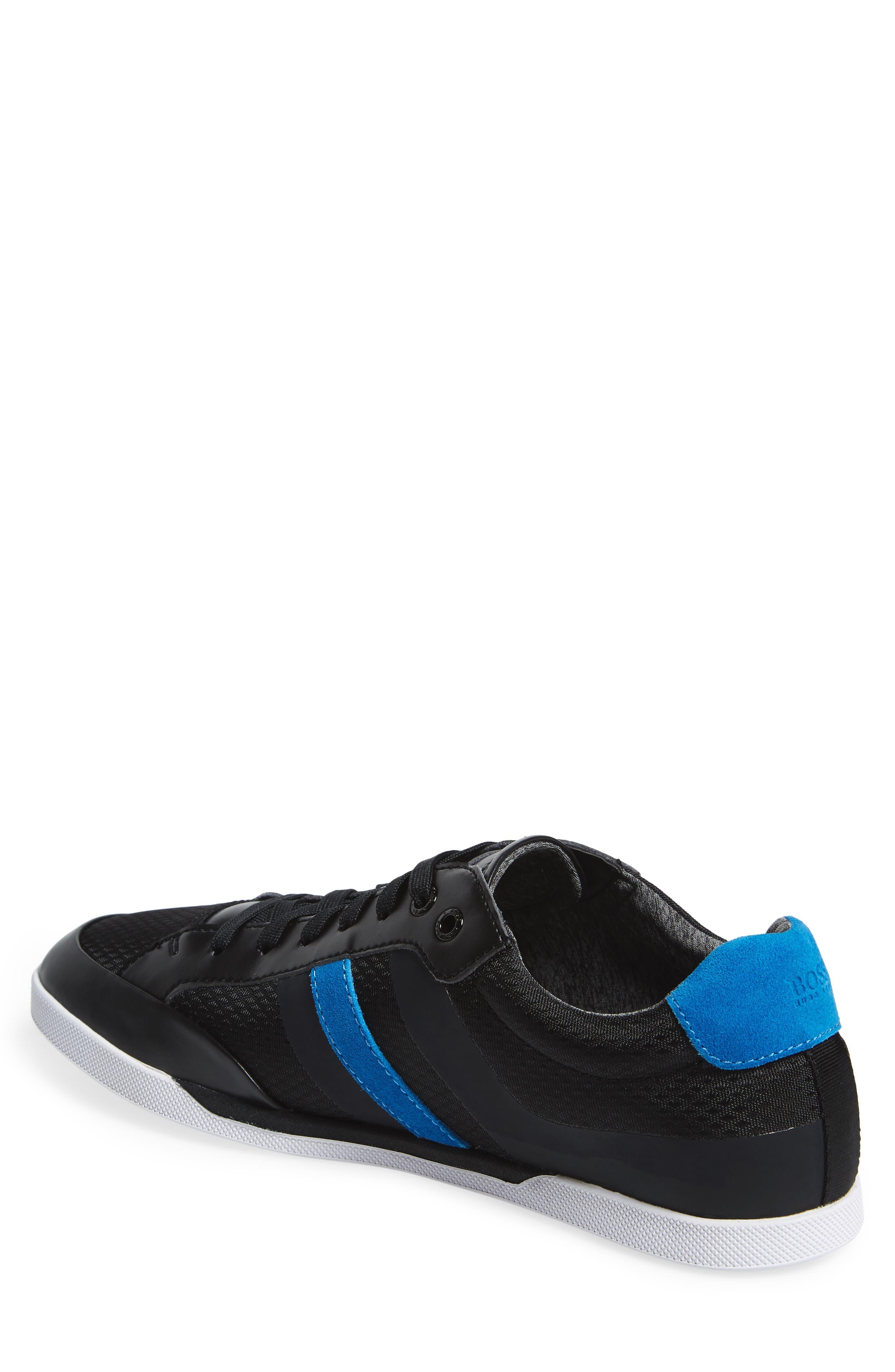 Shuttle Sneaker,                             Alternate thumbnail 2, color,                             BLACK