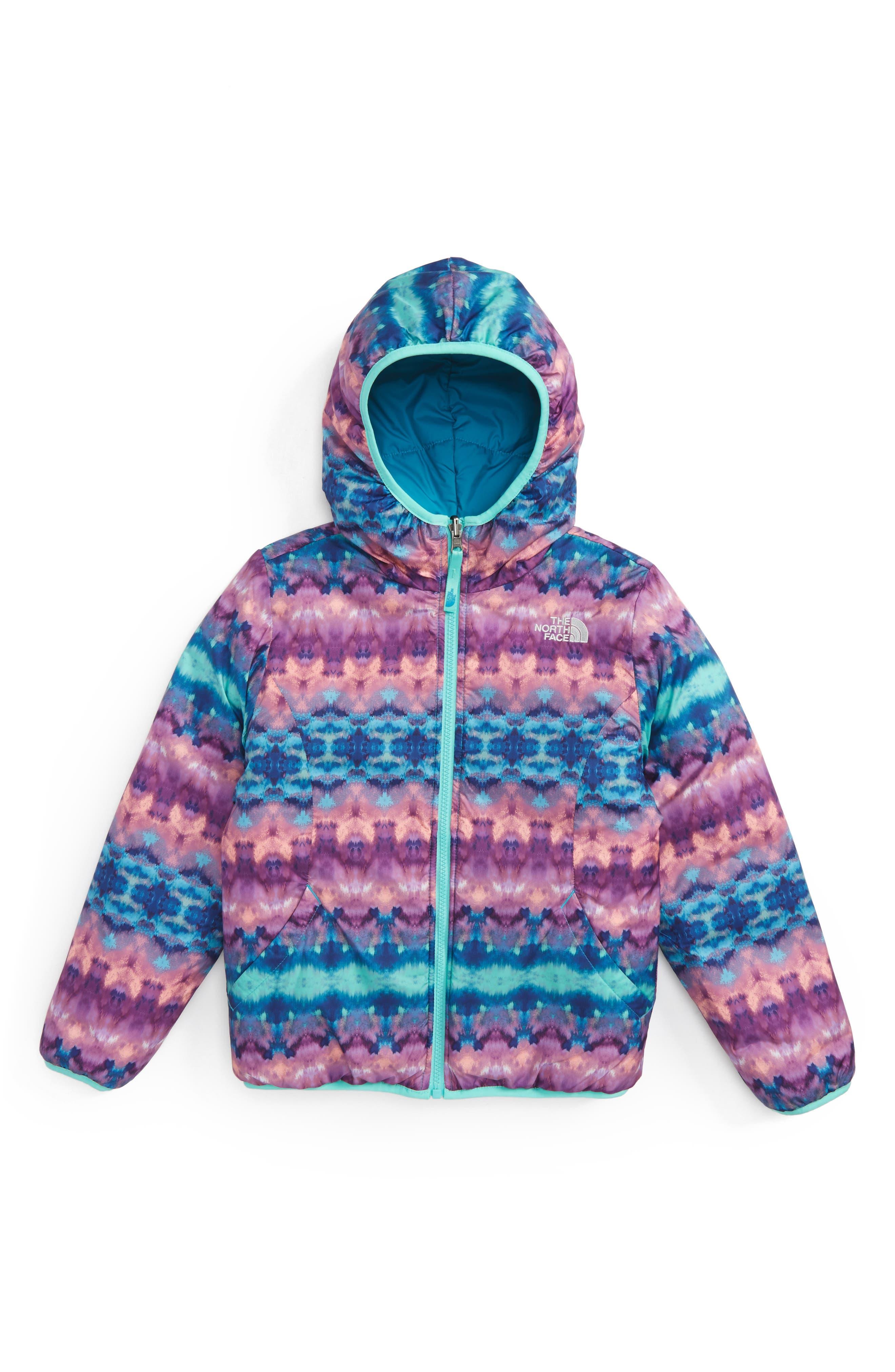 Perrito Reversible Hooded Jacket,                             Alternate thumbnail 9, color,