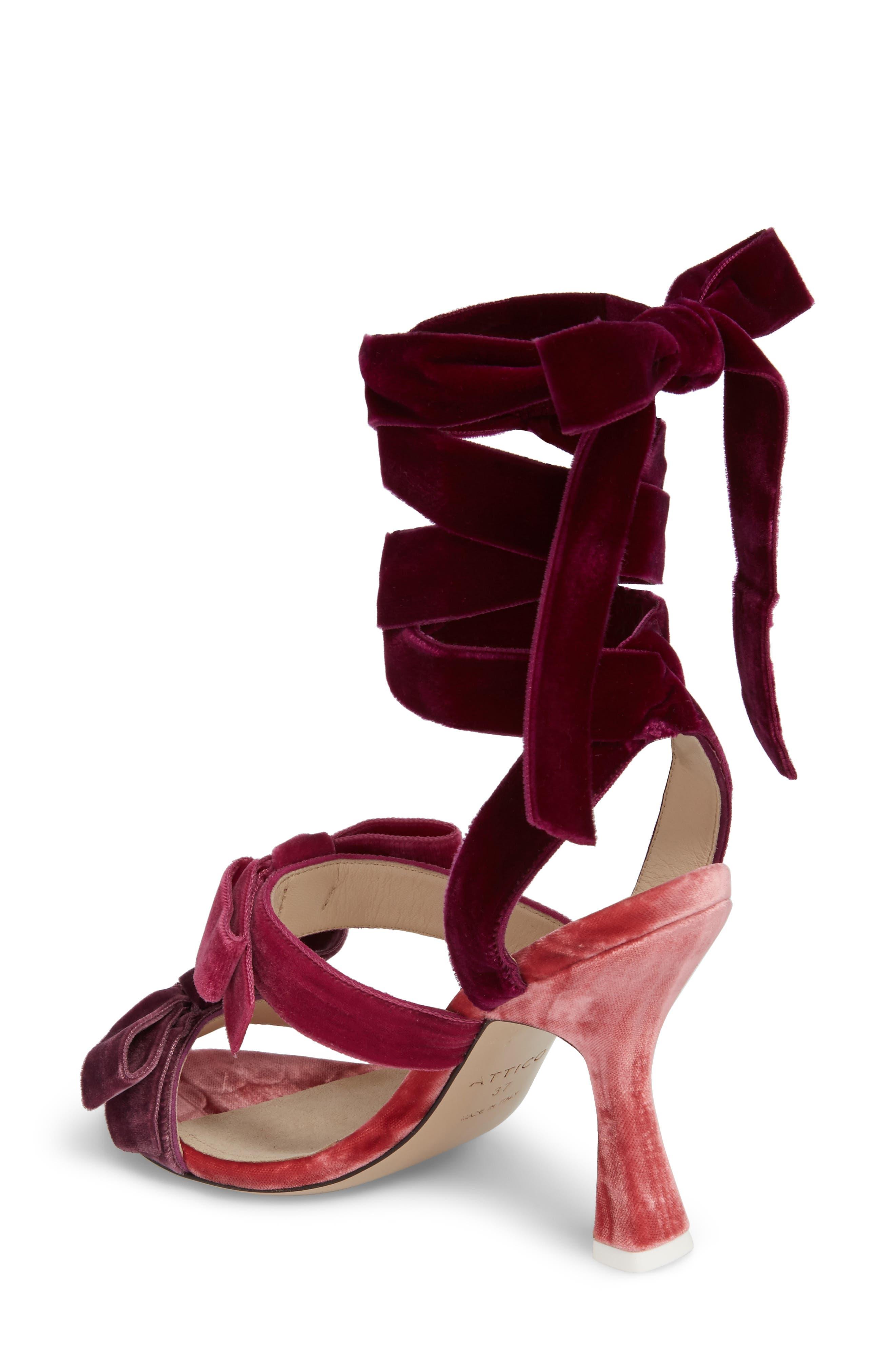 Diletta Ankle Wrap Sandal,                             Alternate thumbnail 2, color,                             500