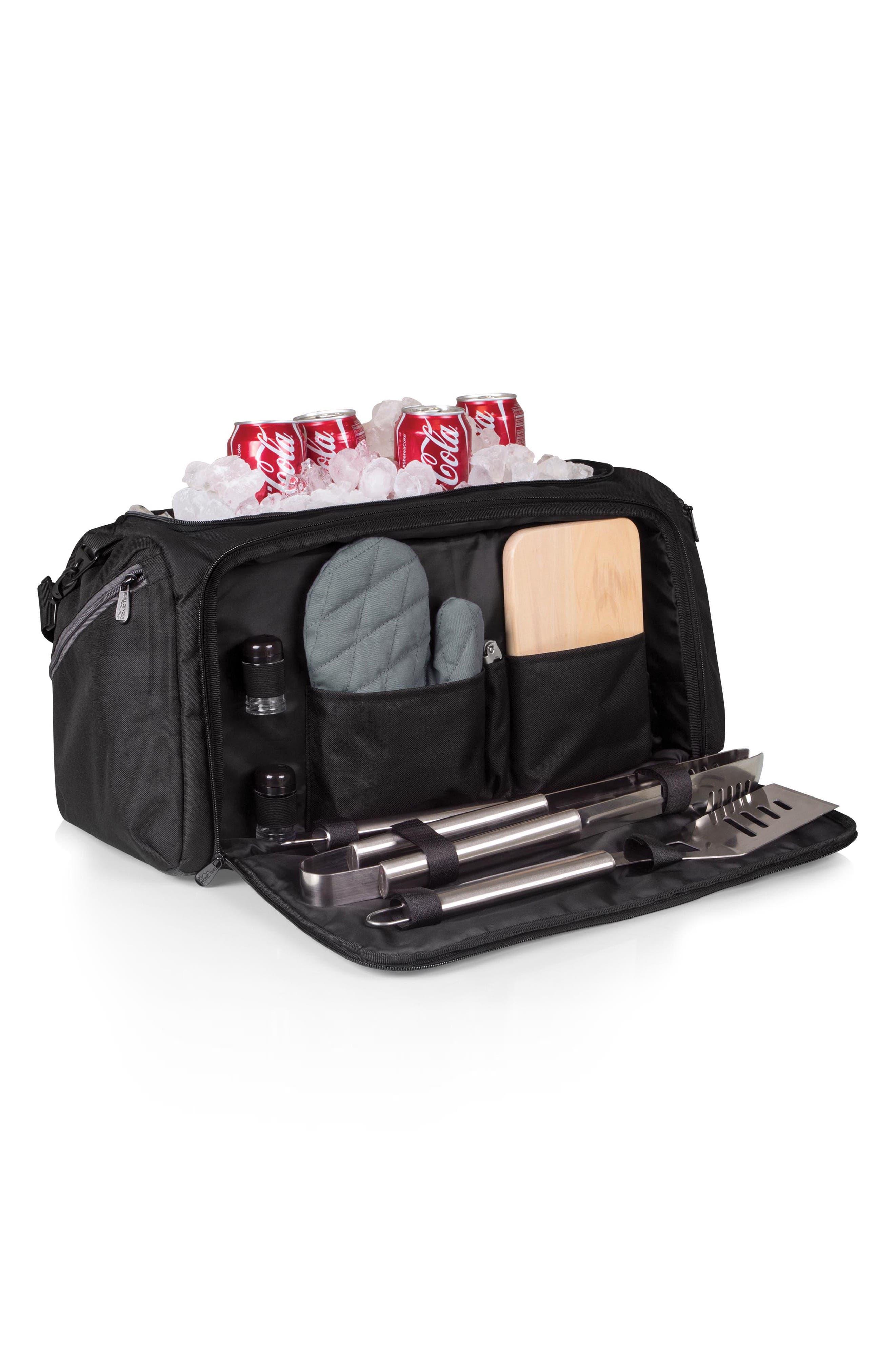 BBQ Kit & Cooler,                         Main,                         color,