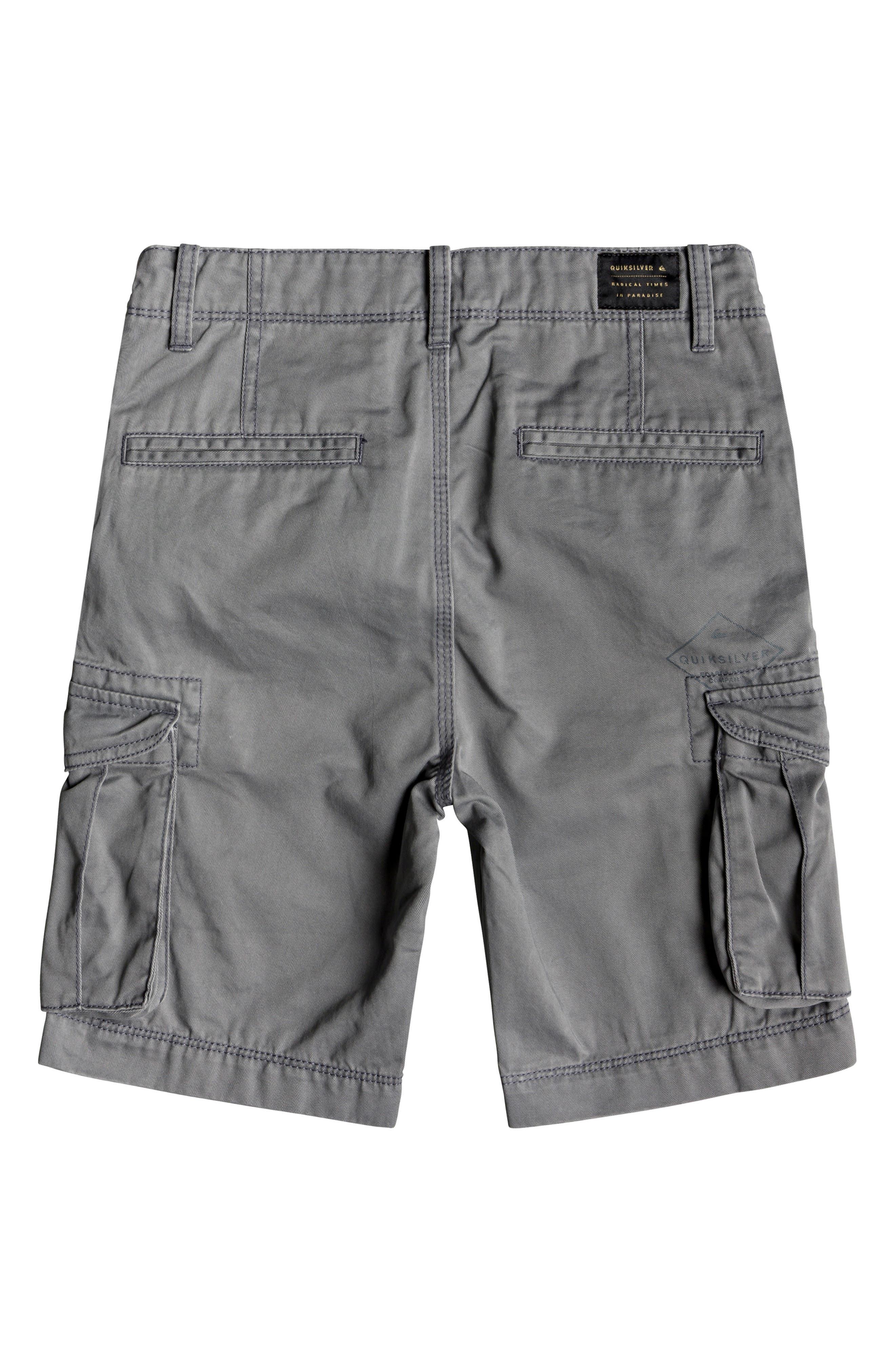 Crucial Battle Cargo Shorts,                             Alternate thumbnail 2, color,                             QUIET SHADE