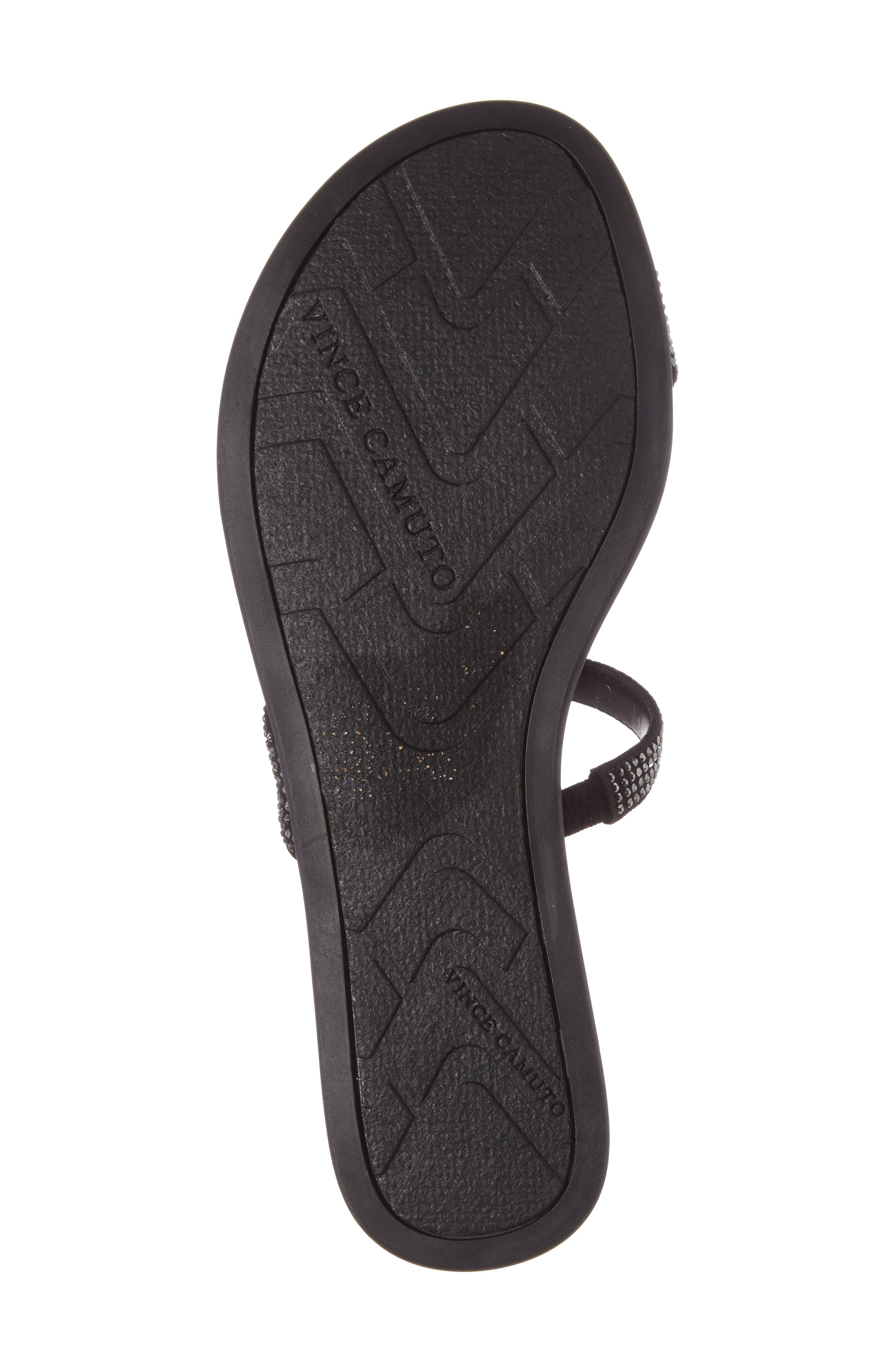 Evina Sandal,                             Alternate thumbnail 4, color,                             001