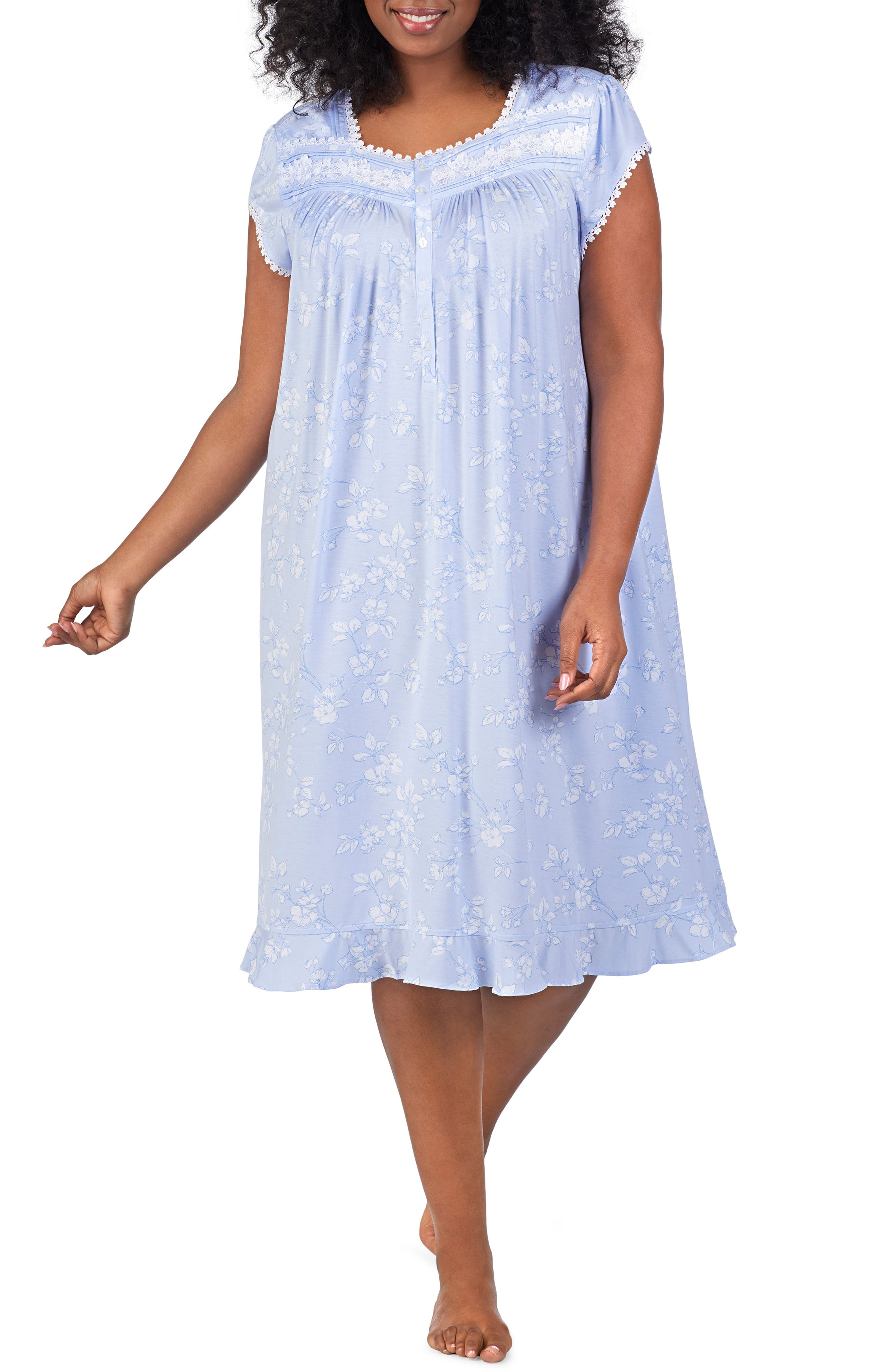 Waltz Nightgown, Main, color, PERI GROUND