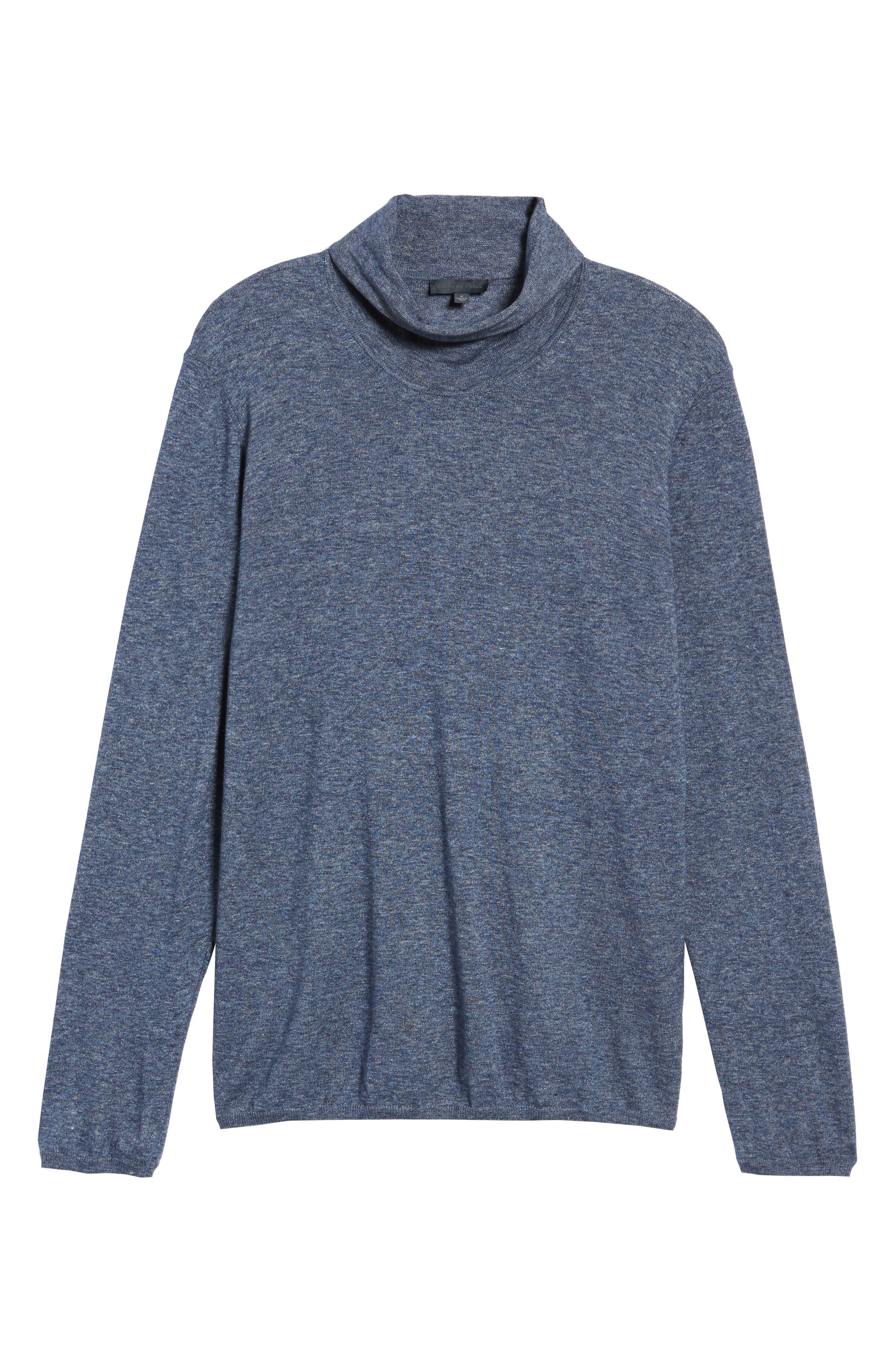 Hess Wool Turtleneck Sweater,                             Alternate thumbnail 12, color,