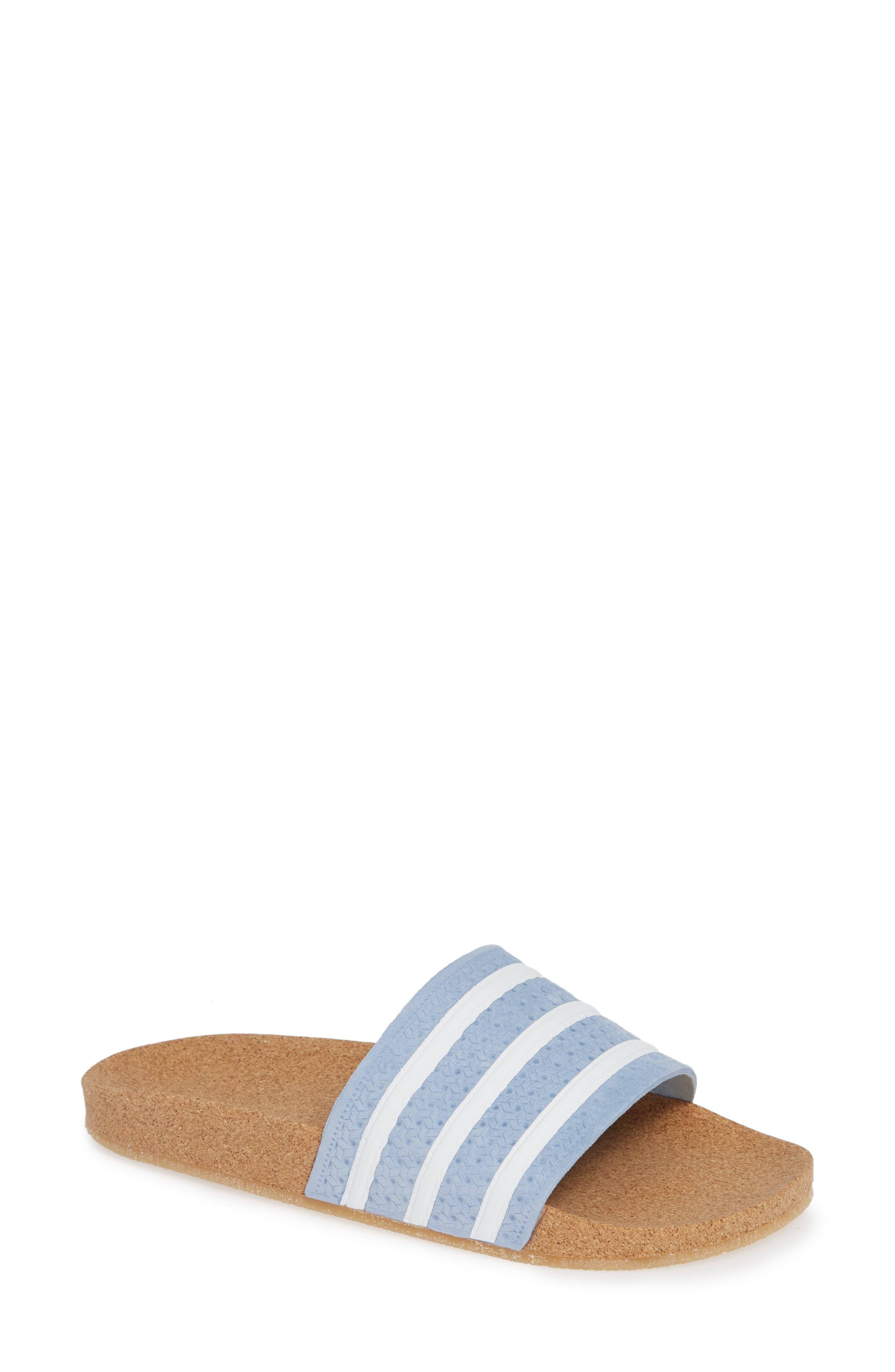 Adilette Slide Sandal,                         Main,                         color, 459