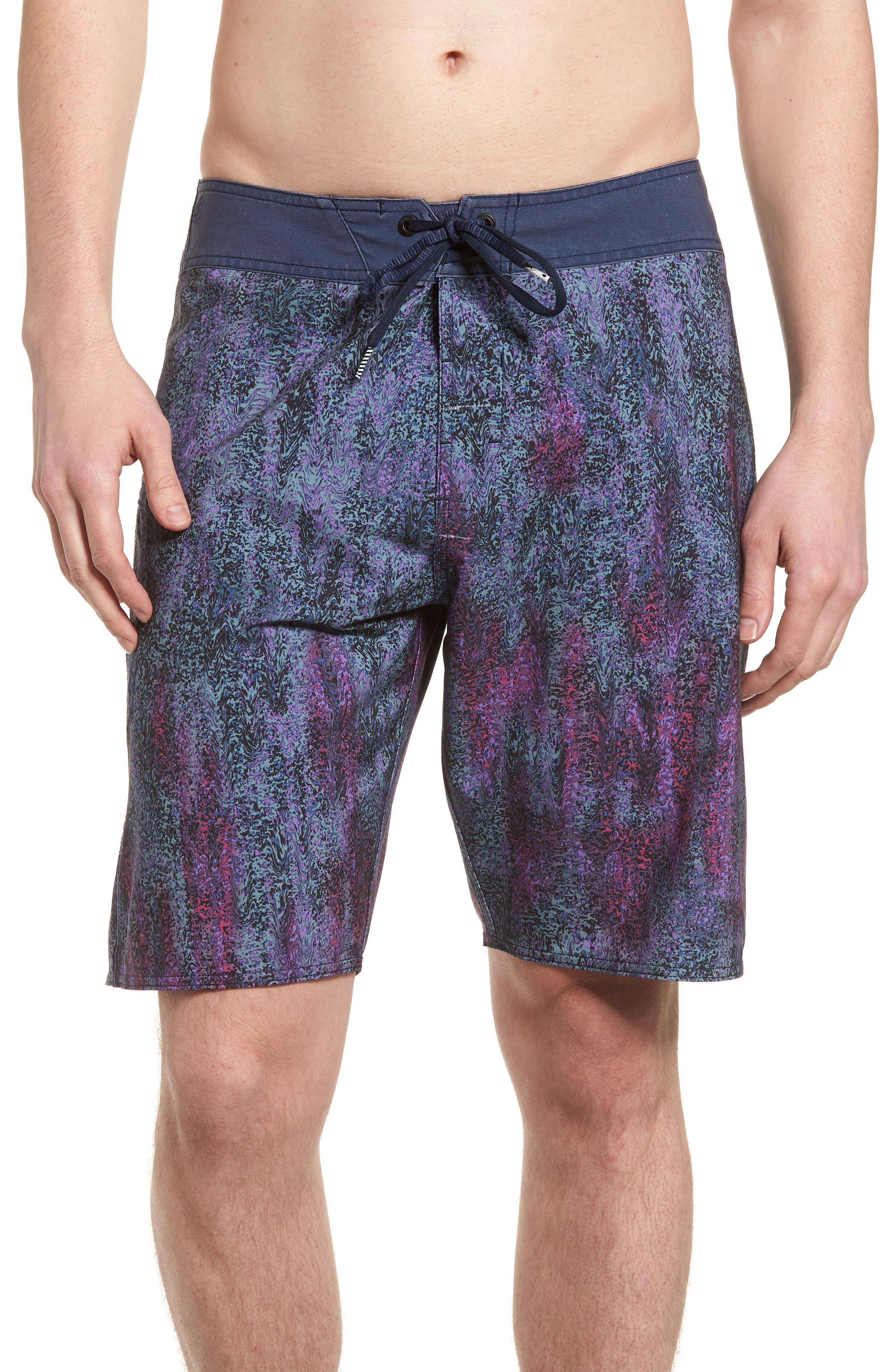 Plasm Mod Board Shorts,                             Main thumbnail 3, color,