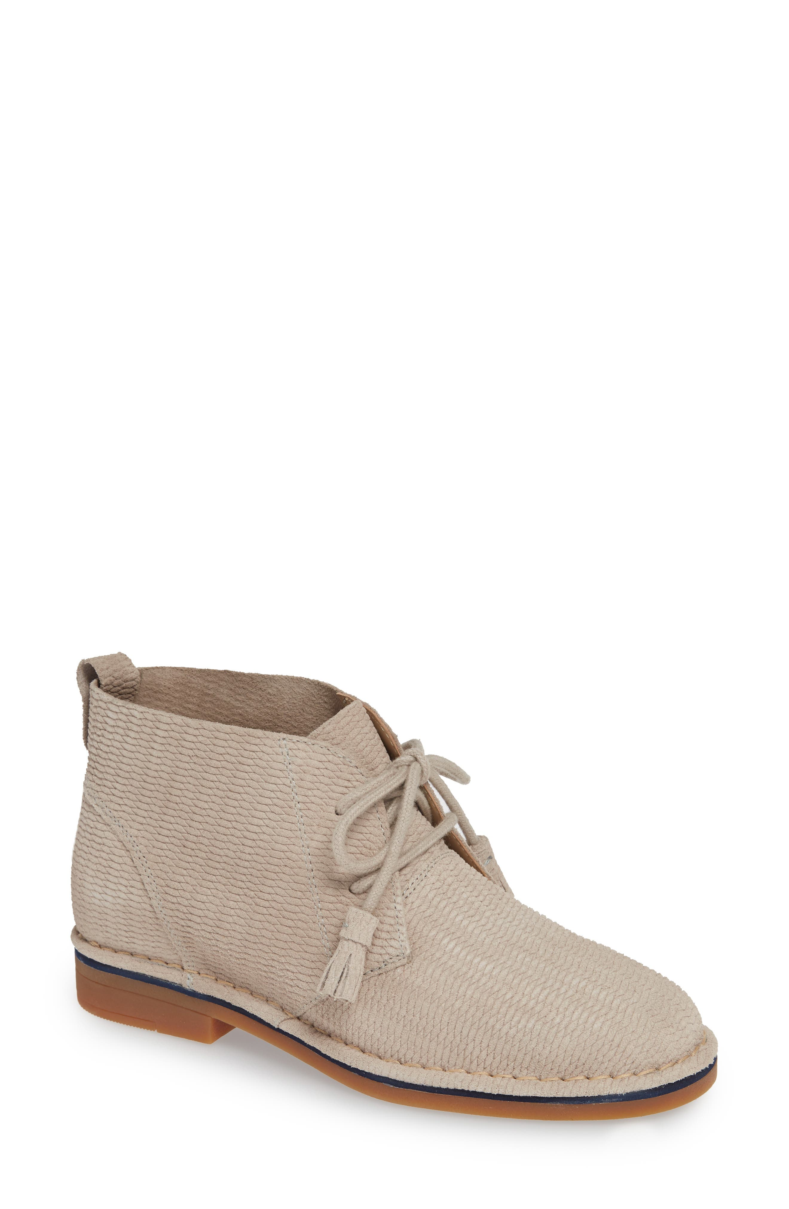 'Cyra Catelyn' Chukka Boot,                         Main,                         color, ICE GREY SUEDE