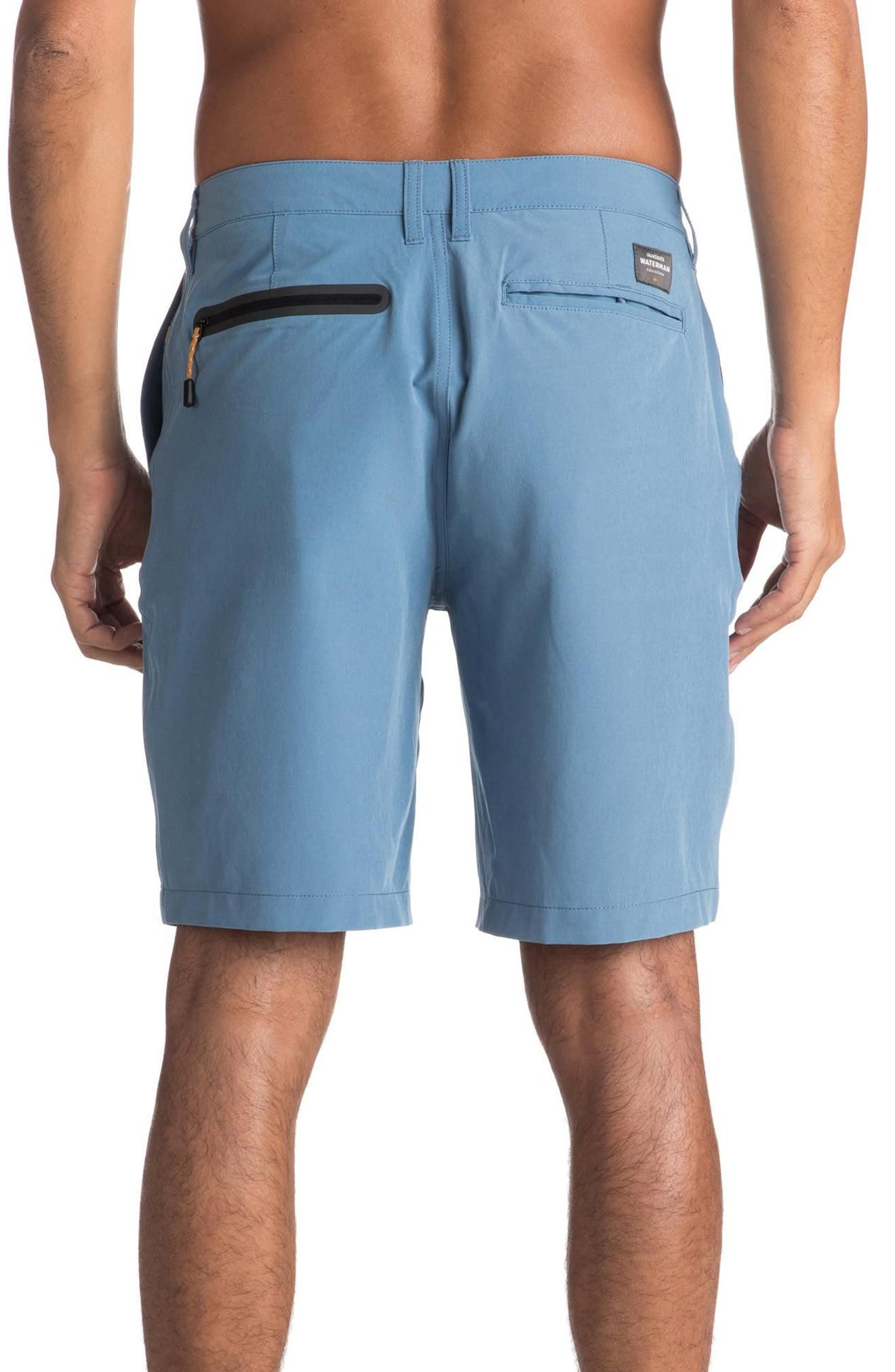 Quiksilver Vagabond Amphibian Board Shorts,                             Alternate thumbnail 8, color,