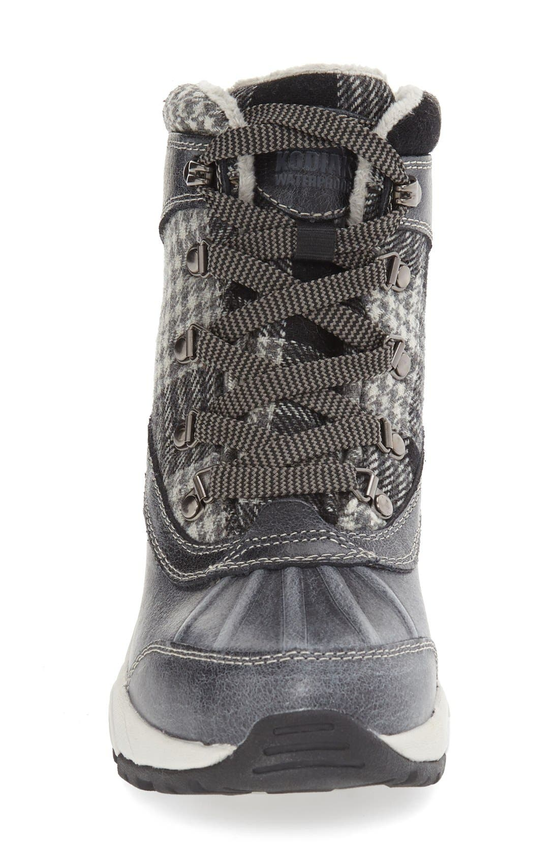 Rochelle Waterproof Insulated Winter Boot,                             Alternate thumbnail 2, color,                             002