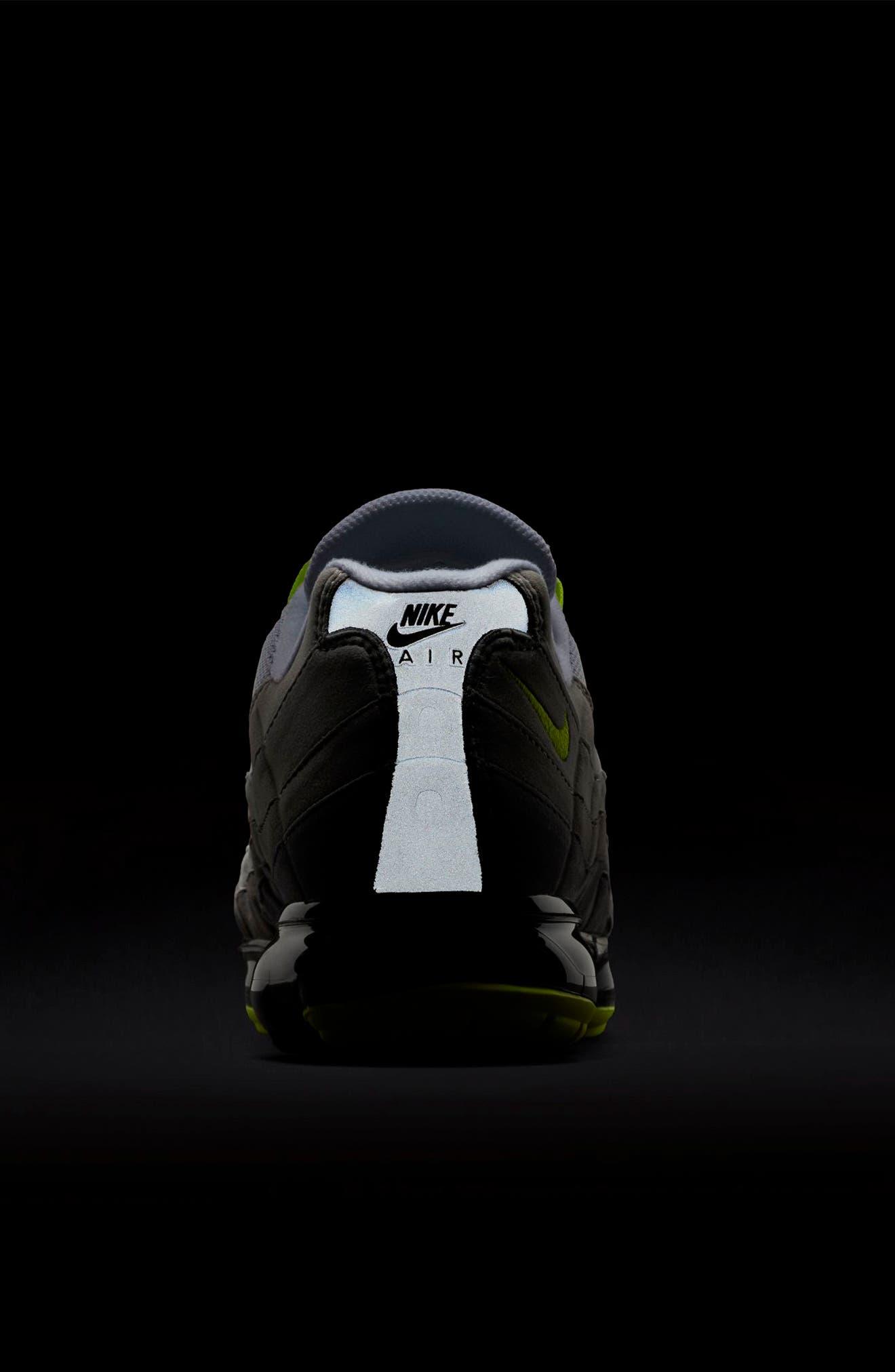 Air VaporMax '95 Sneaker,                             Alternate thumbnail 11, color,