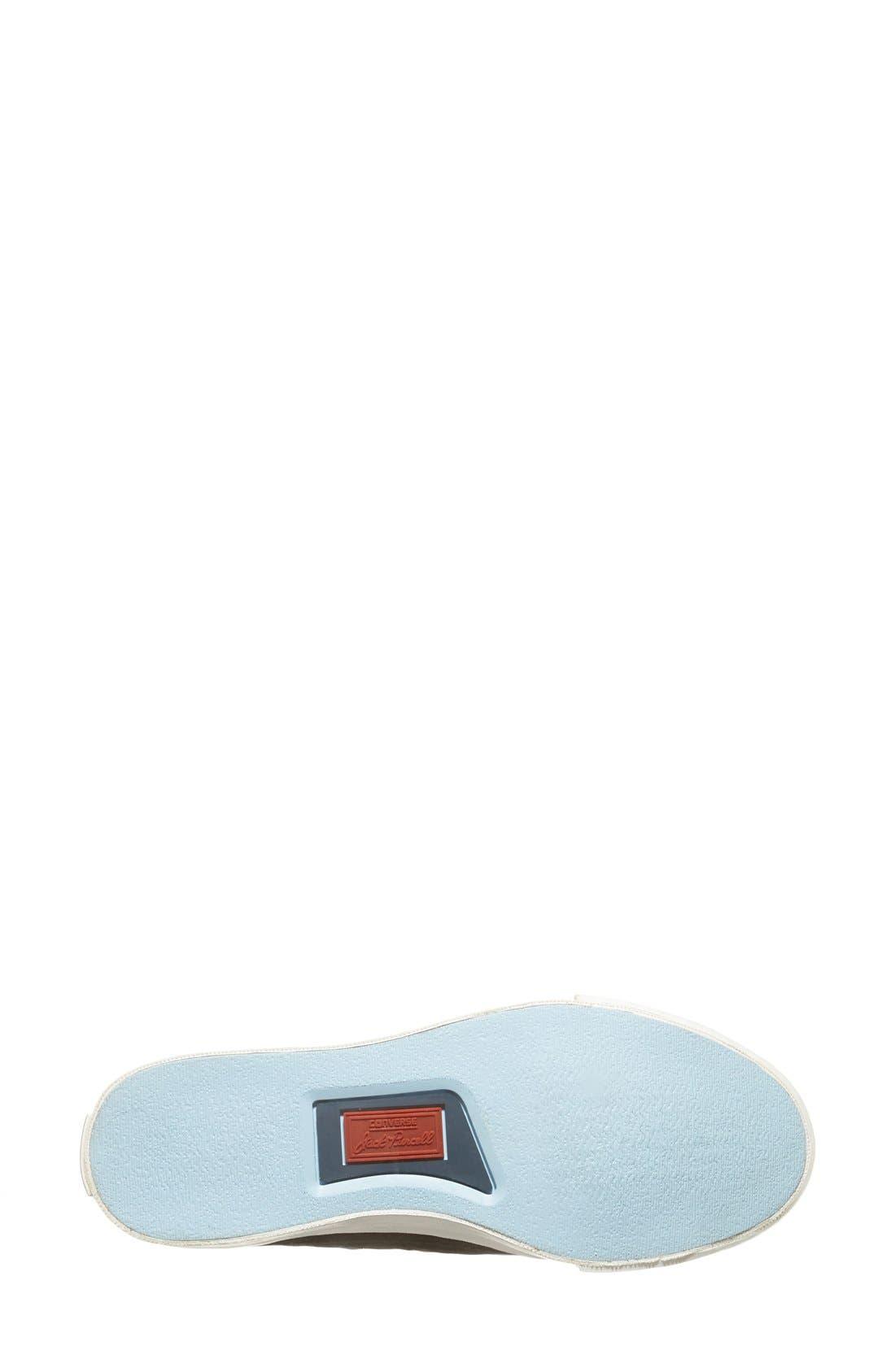 'Jack Purcell' Garment Dye Low Top Sneaker,                             Alternate thumbnail 5, color,