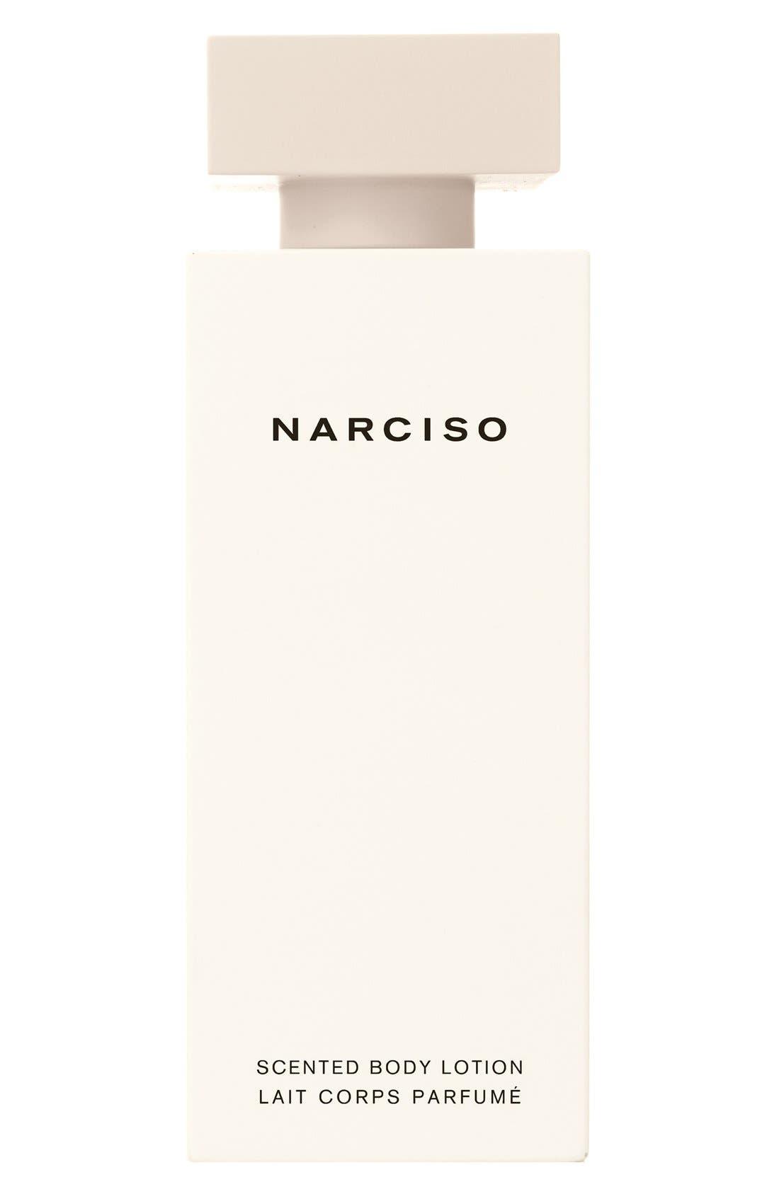 Narciso Body Lotion,                             Main thumbnail 1, color,                             NO COLOR