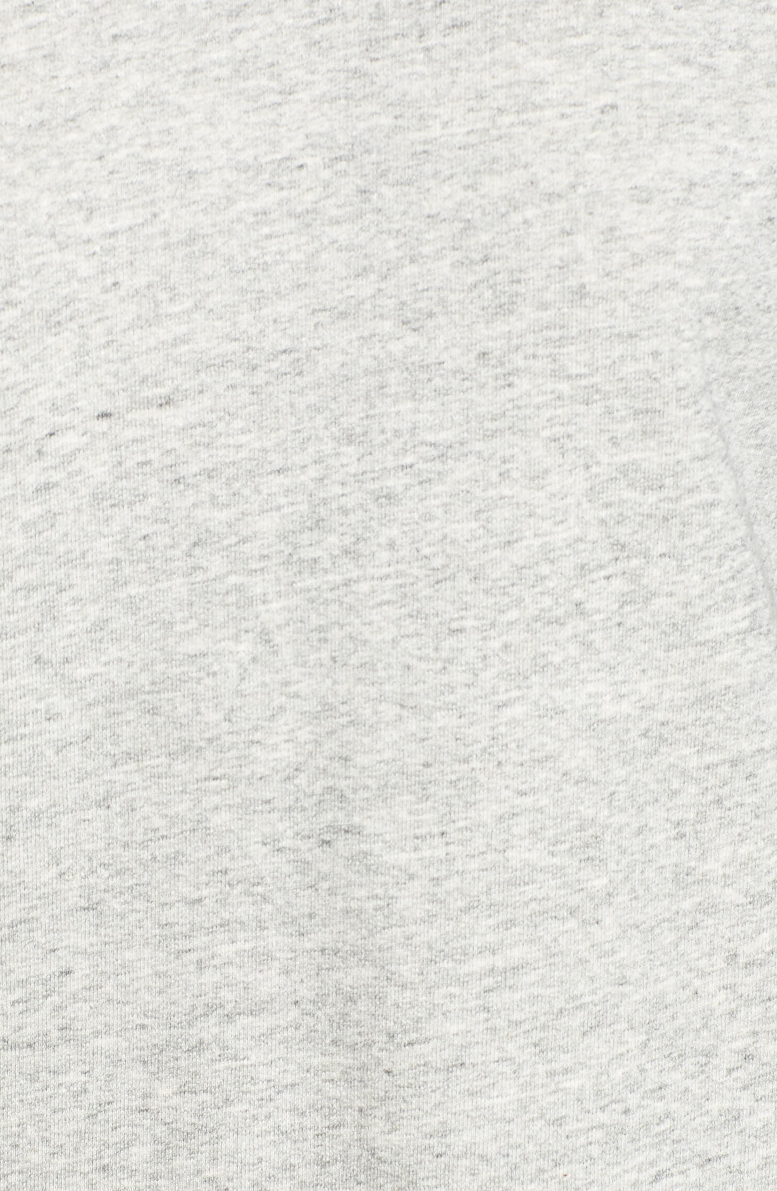 Gizi Cold Shoulder Sweatshirt,                             Alternate thumbnail 5, color,                             022
