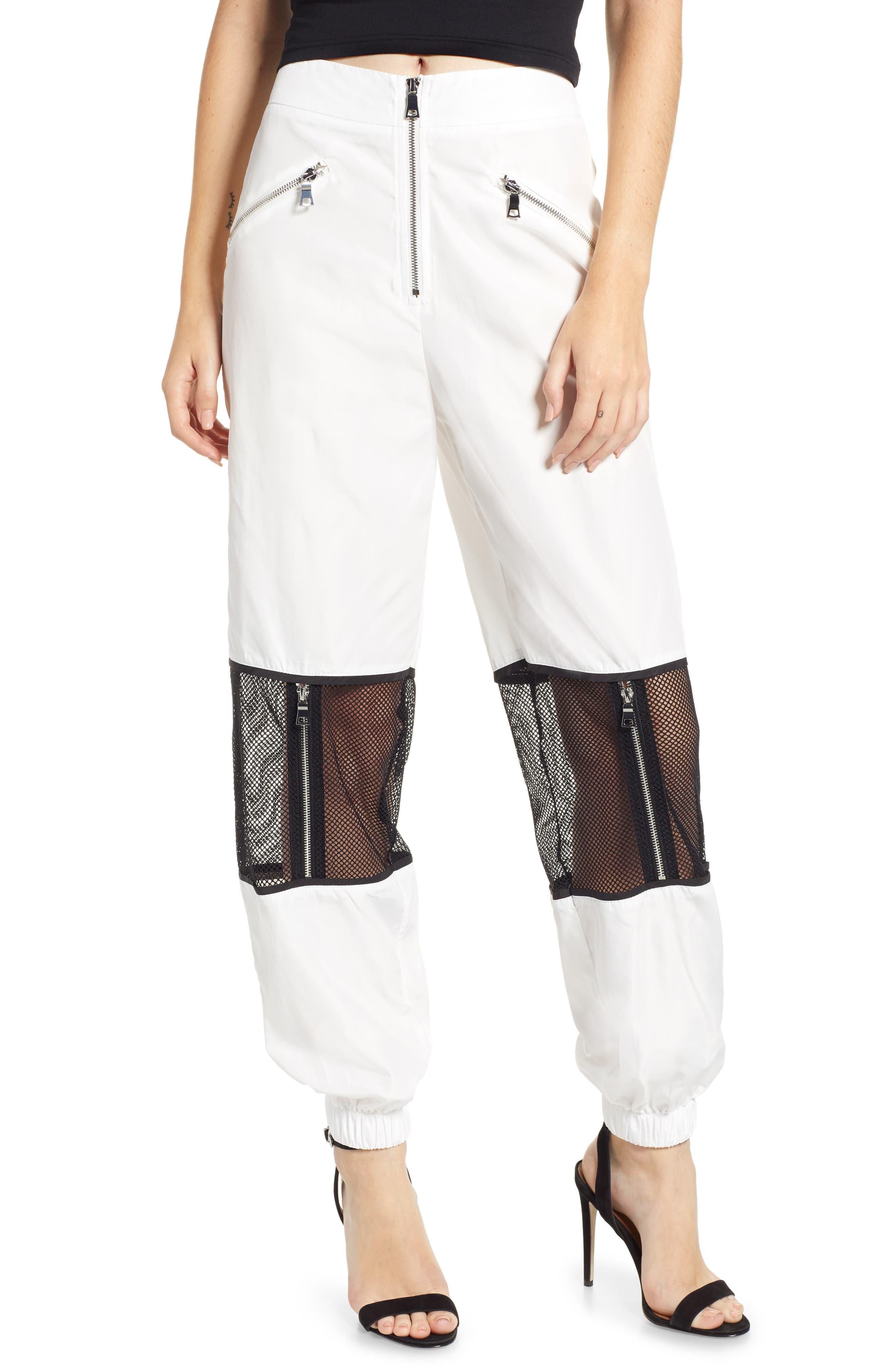 Gwen Pants,                         Main,                         color, WHITE