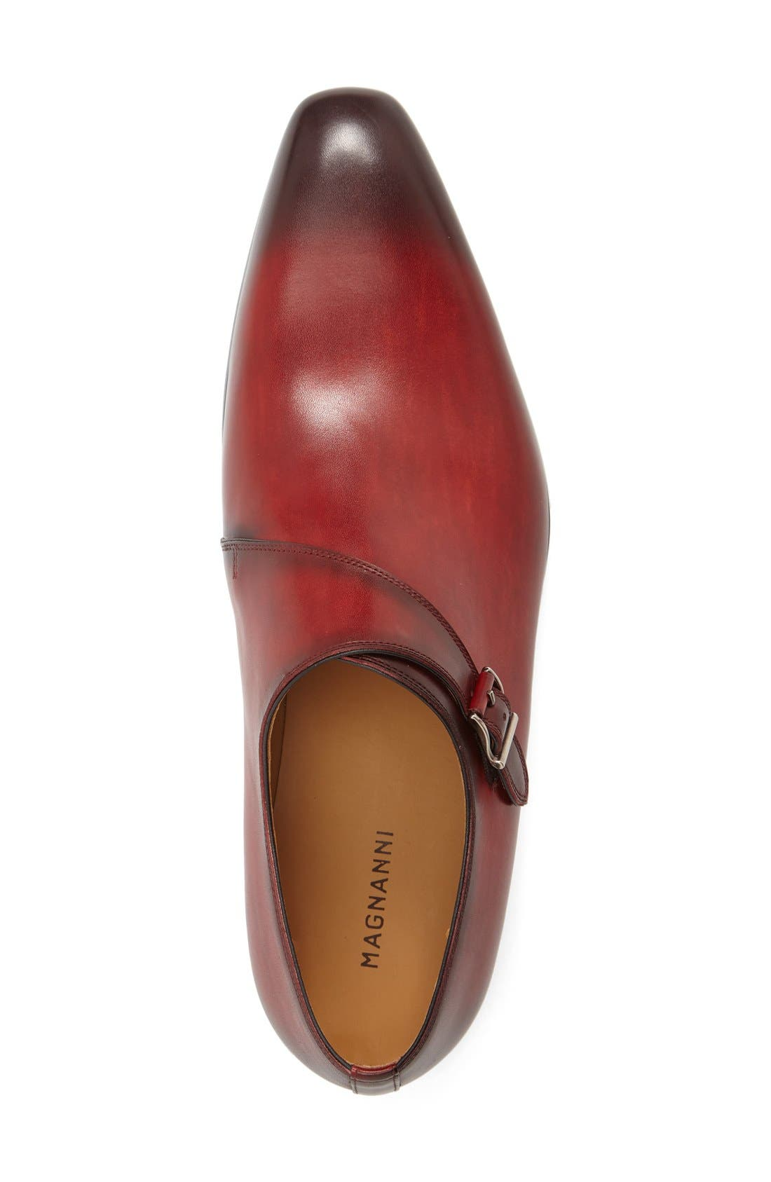 Efren Monk Strap Shoe,                             Alternate thumbnail 2, color,                             600
