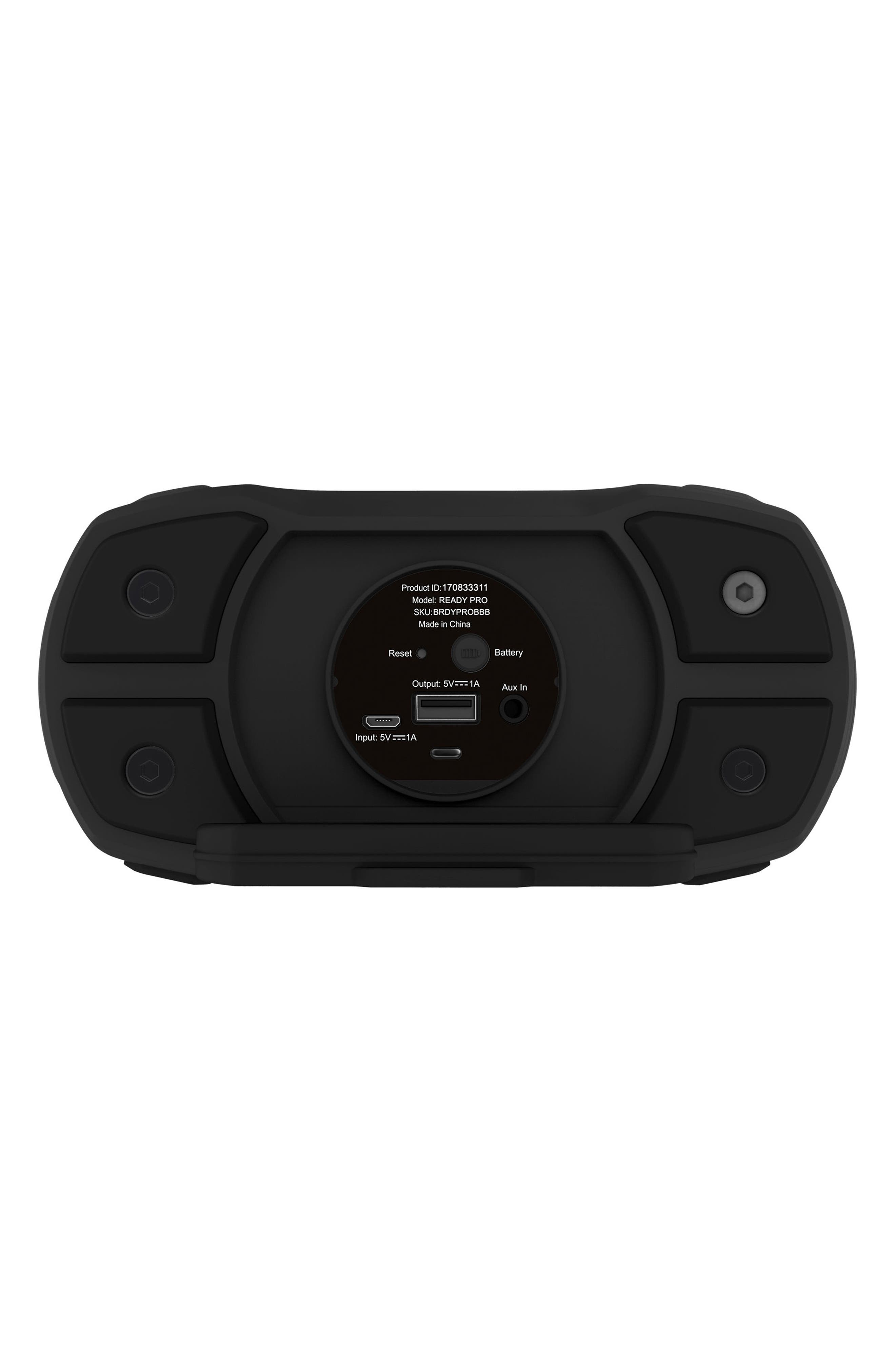 Ready Solo<sup>™</sup> Bluetooth Speaker,                             Alternate thumbnail 4, color,                             005
