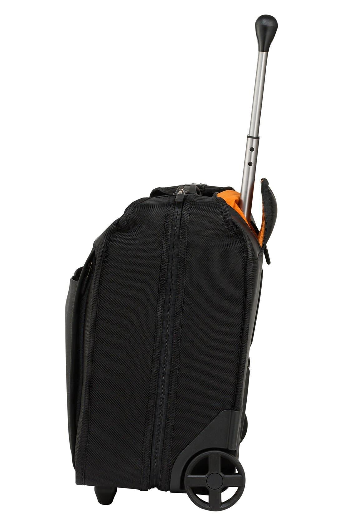 WT 5.0 - East/West Wheeled Garment Bag,                             Alternate thumbnail 2, color,                             001