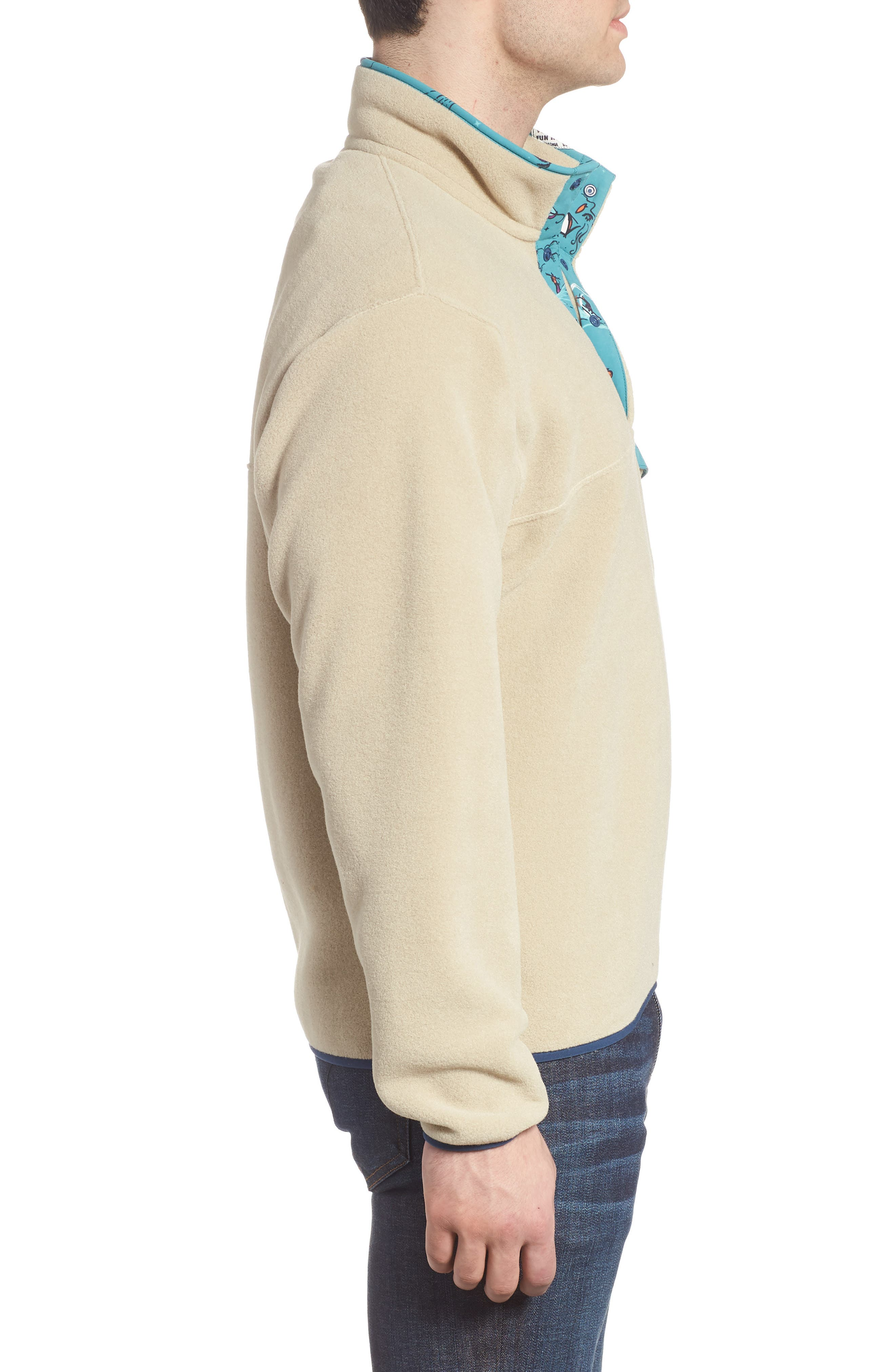 Synchilla<sup>®</sup> Snap-T<sup>®</sup> Fleece Pullover,                             Alternate thumbnail 3, color,                             255