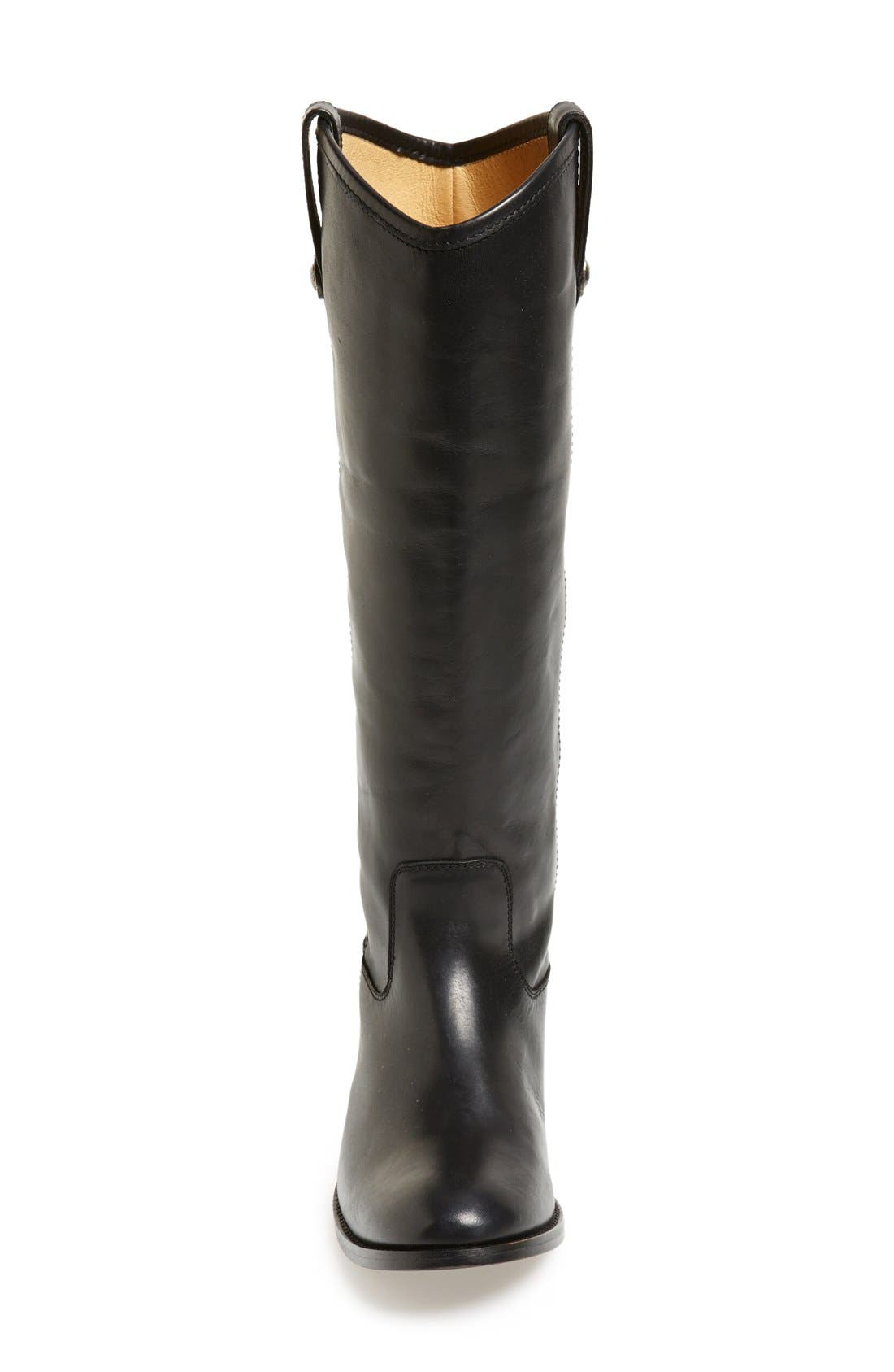 'Melissa Button' Leather Riding Boot,                             Alternate thumbnail 41, color,