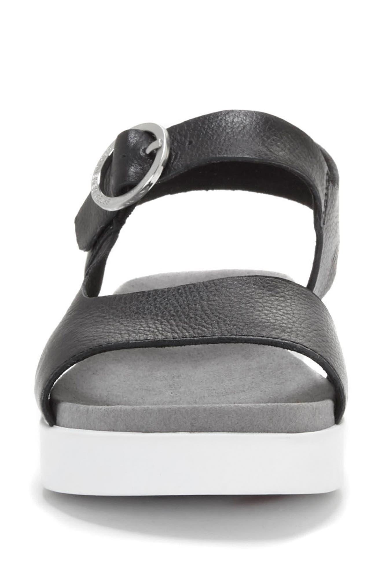 Caspin Sandal,                             Alternate thumbnail 4, color,                             002