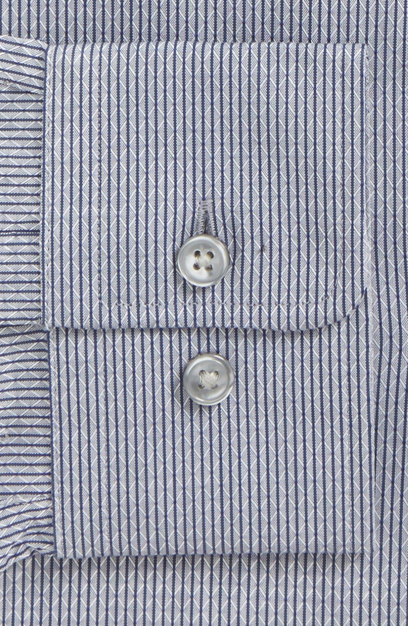 Mark Sharp Fit Geometric Dress Shirt,                             Alternate thumbnail 2, color,                             021