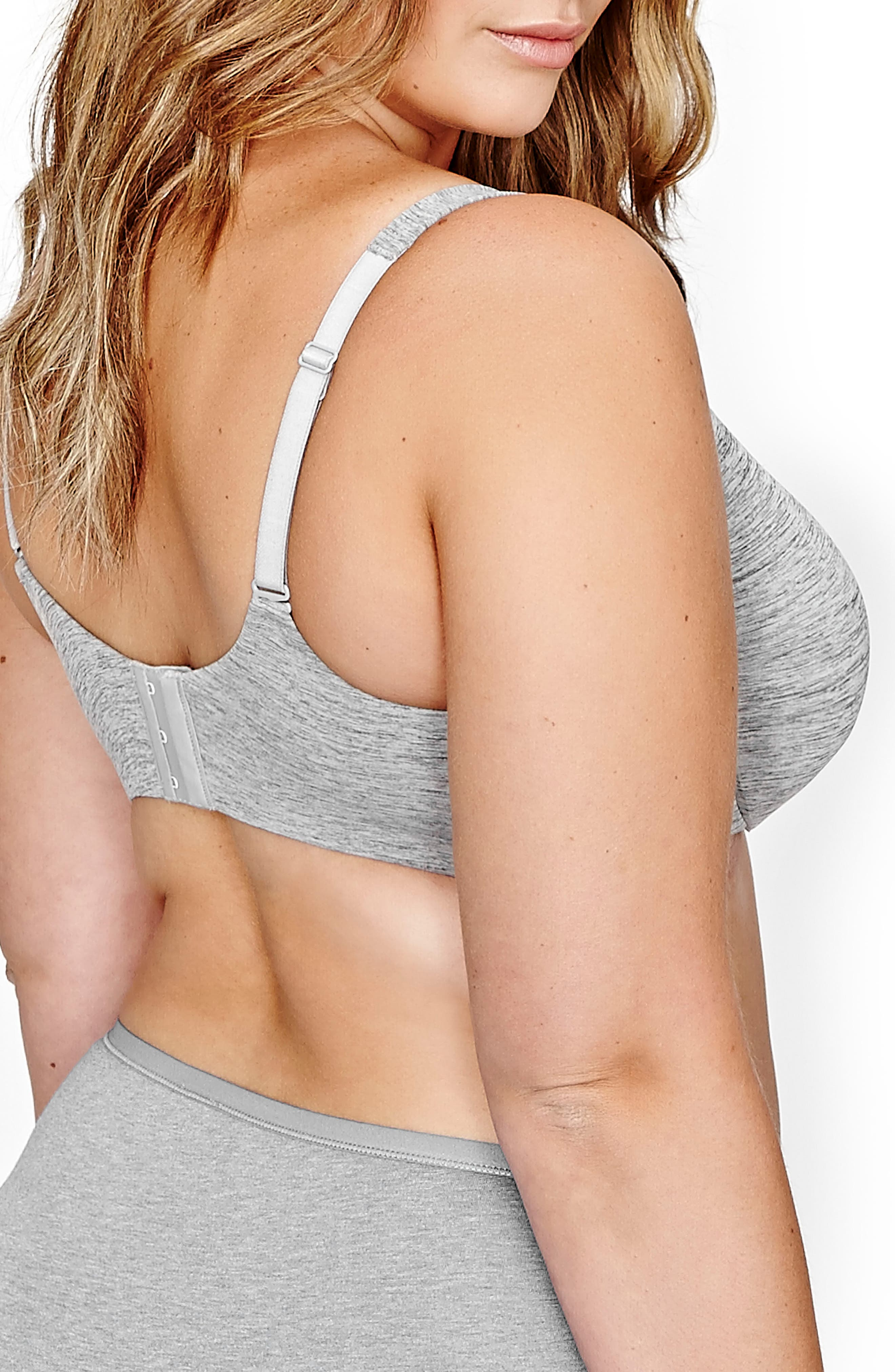 New Flawless Underwire T-Shirt Bra,                             Alternate thumbnail 2, color,                             030
