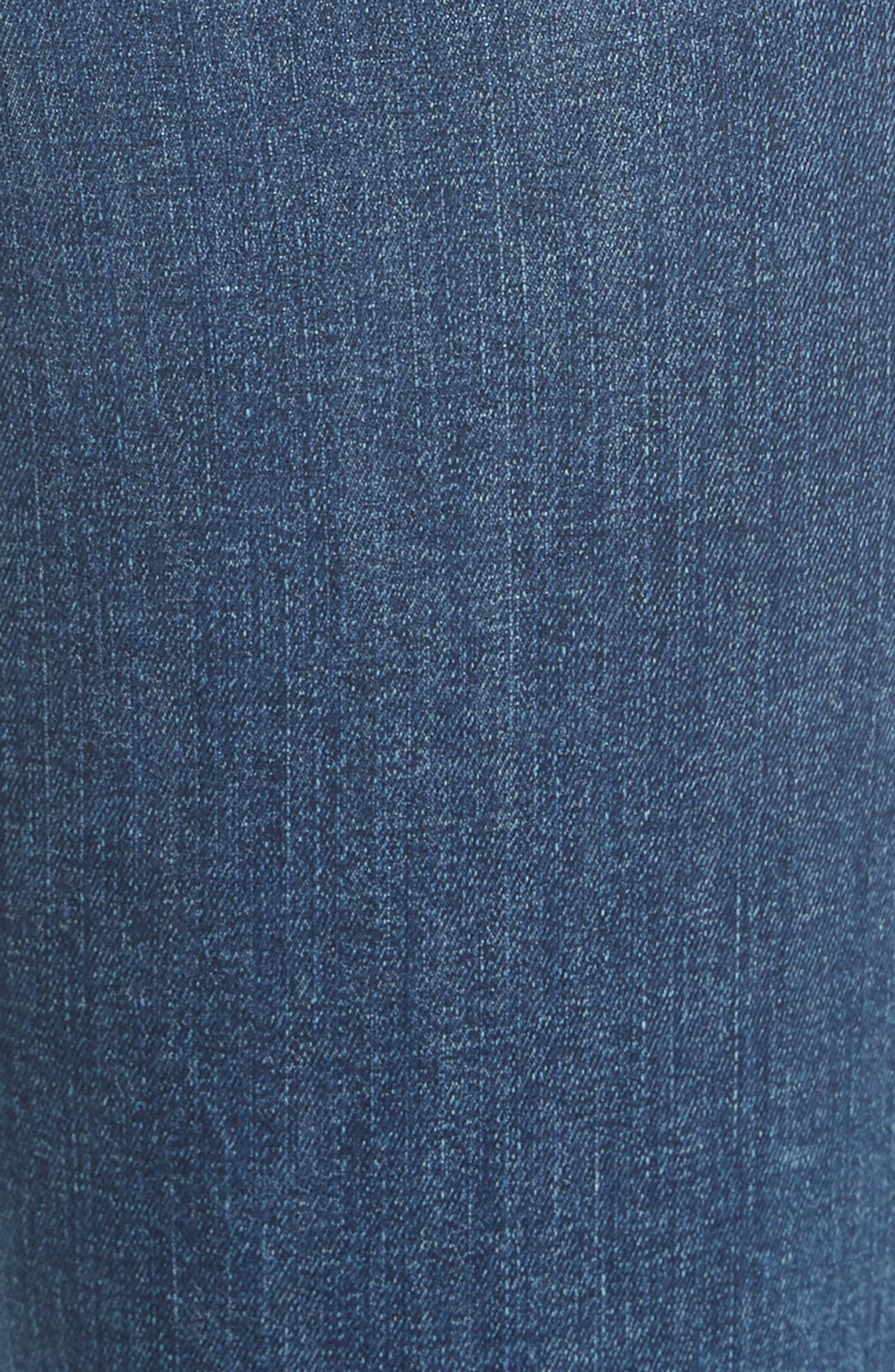 Crop Bootcut Jeans,                             Alternate thumbnail 6, color,                             ADRIANA