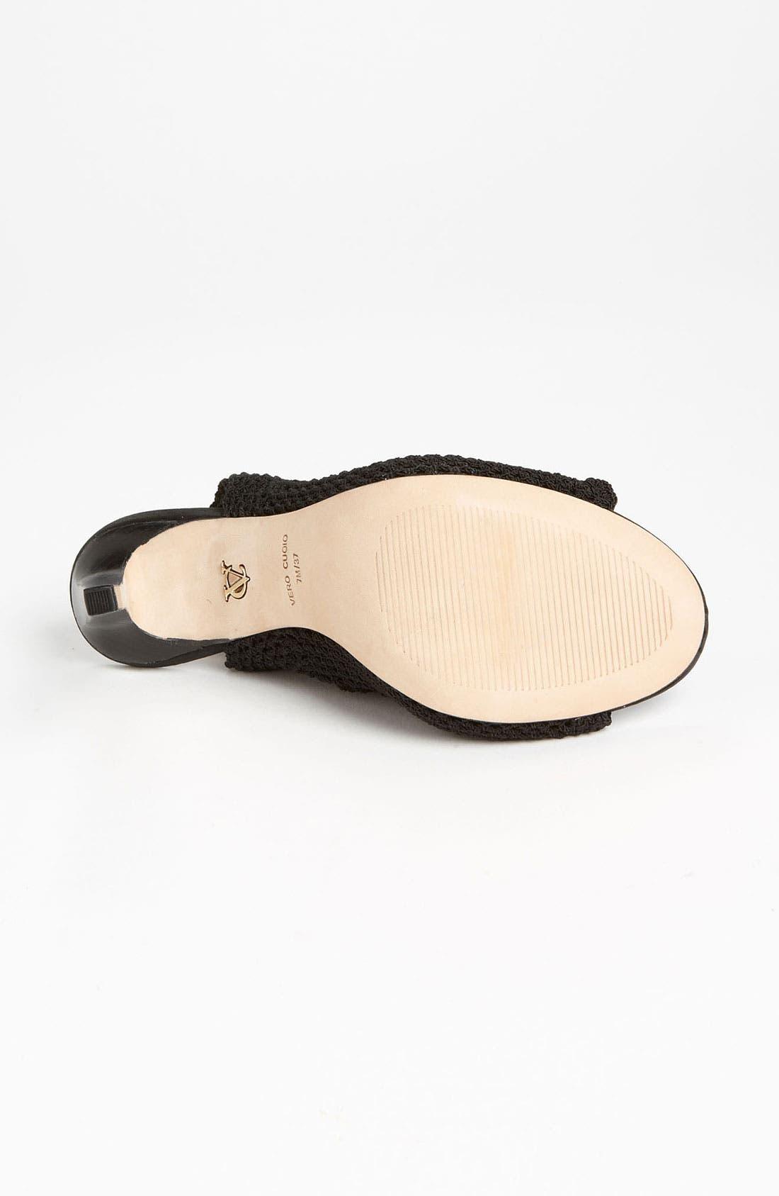 'Bellini' Sandal,                             Alternate thumbnail 4, color,