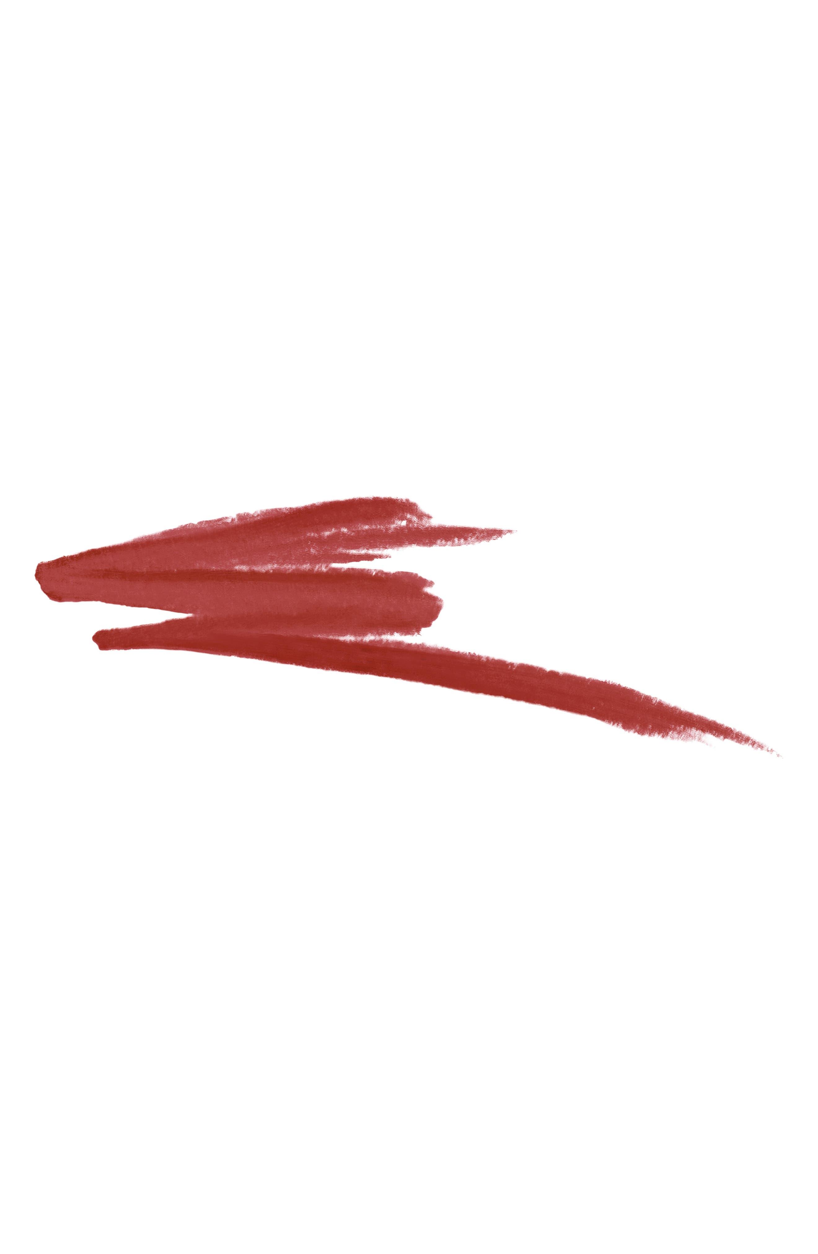 Riot Velvet Matte Lip Pencil Set,                             Alternate thumbnail 6, color,                             600
