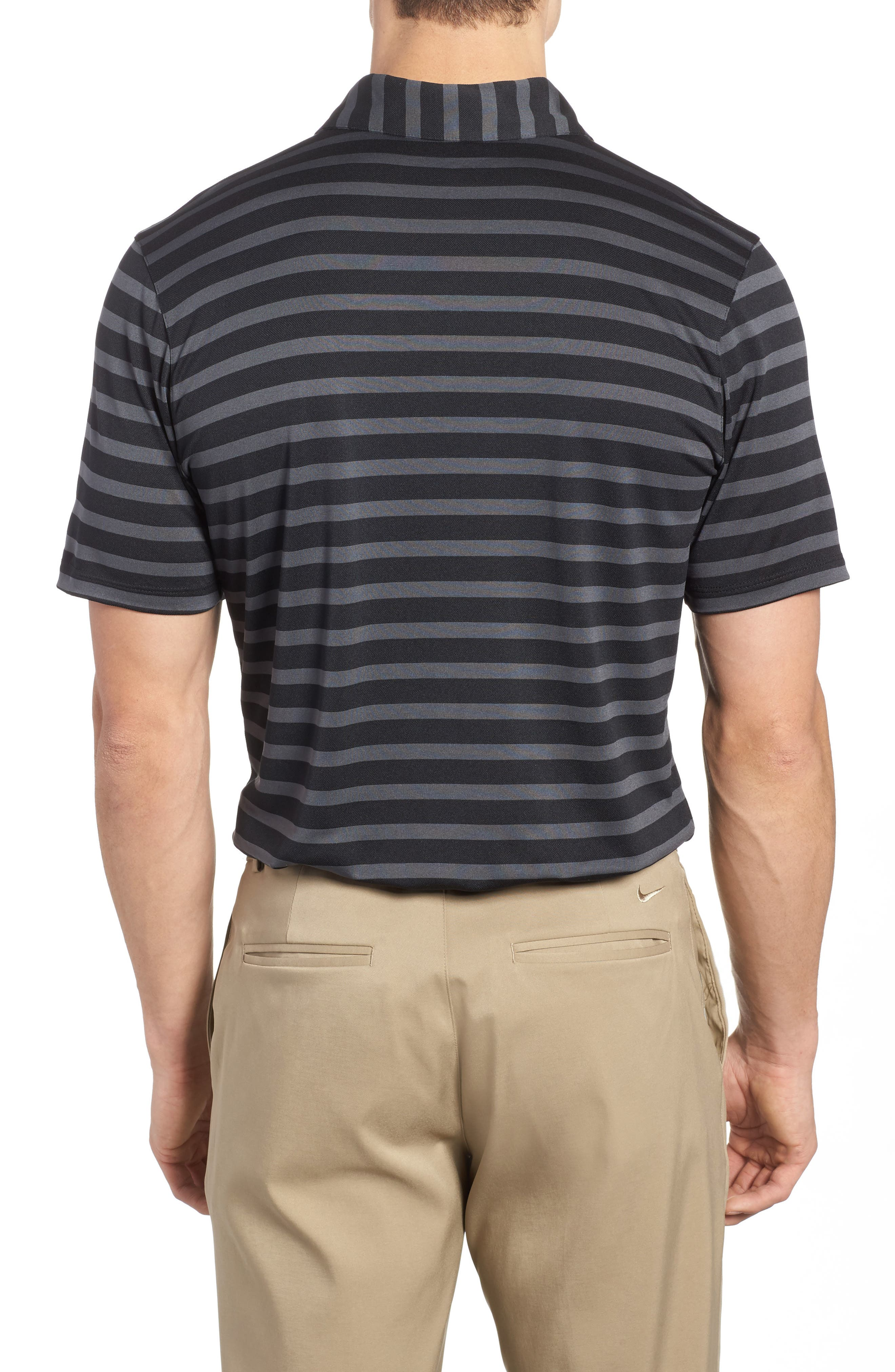 Golf Stripe Polo,                             Alternate thumbnail 3, color,