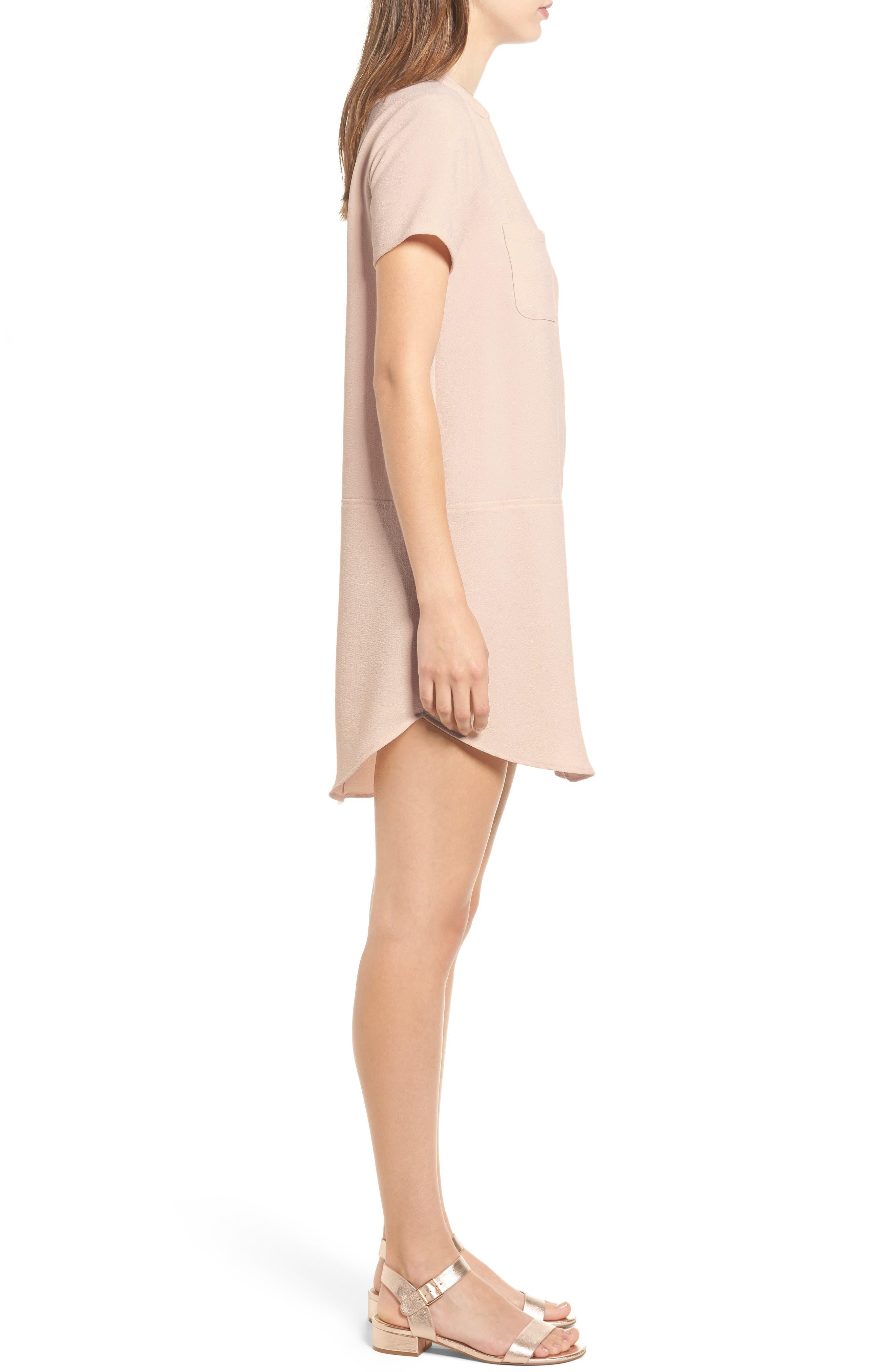 Hailey Crepe Dress,                             Alternate thumbnail 63, color,