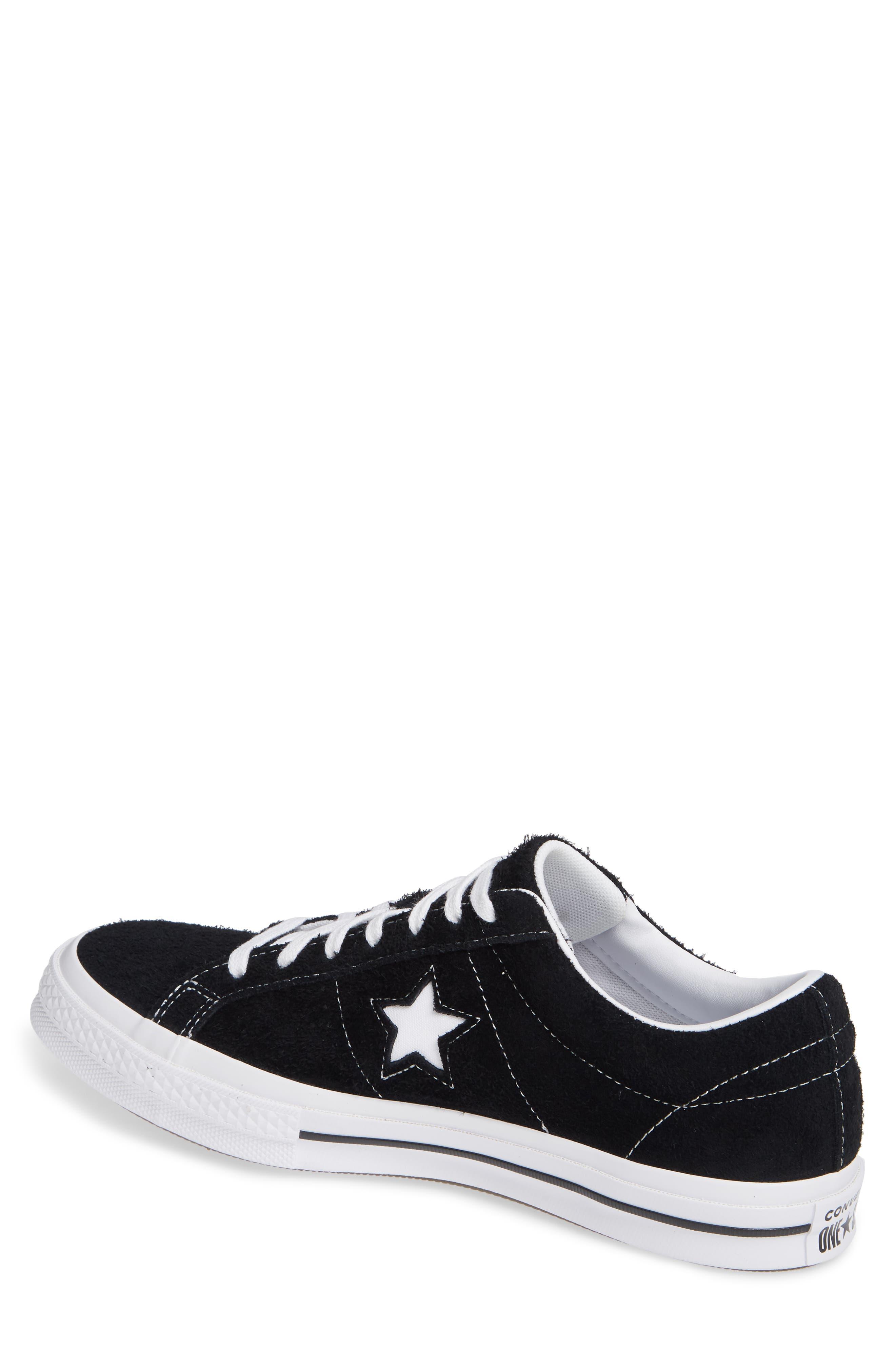 One Star Low Top Sneaker,                             Alternate thumbnail 2, color,                             MASON TEXTILE
