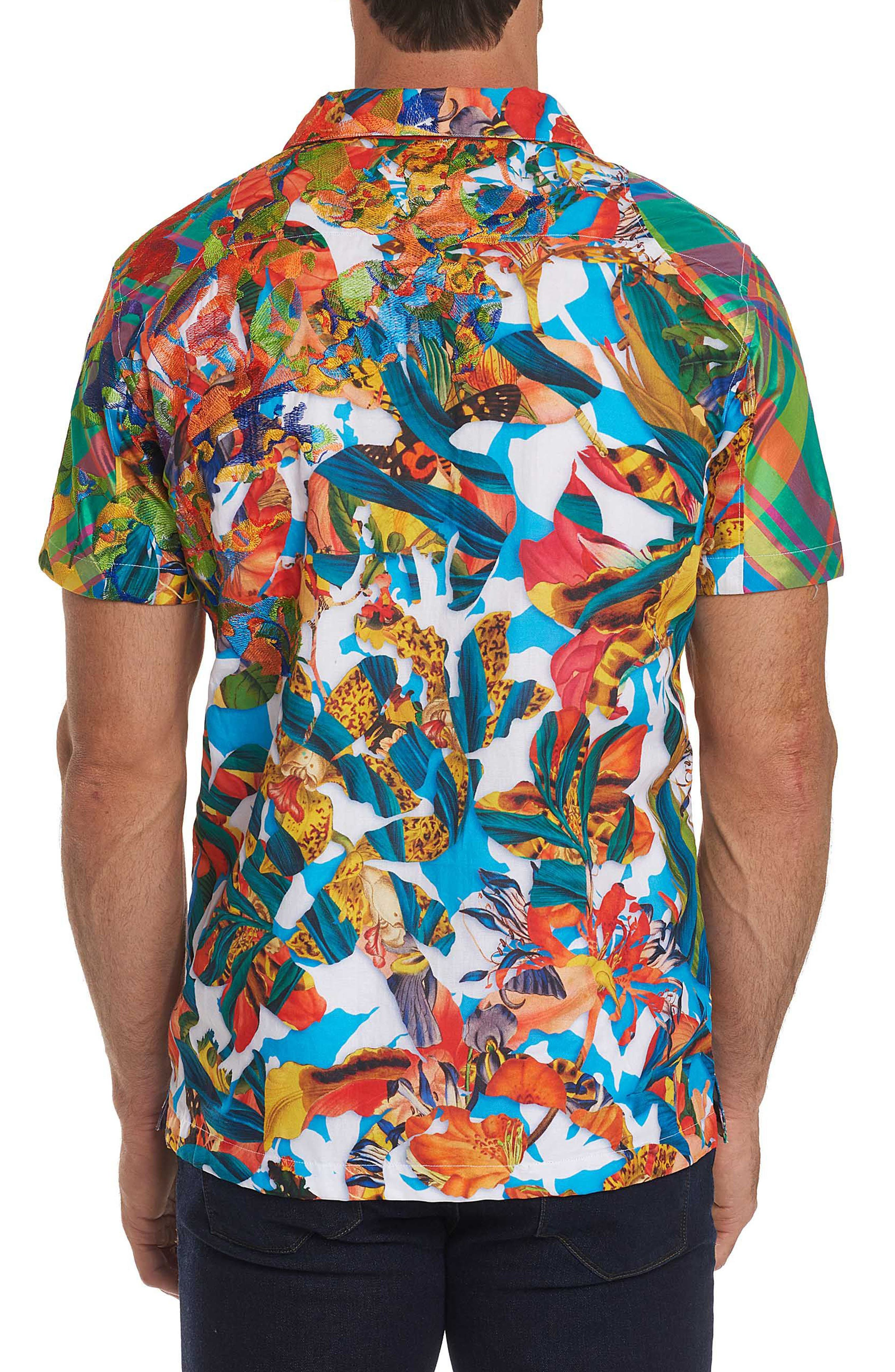 Think Vivid Limited Edition Classic Fit Sport Shirt,                             Alternate thumbnail 2, color,                             600