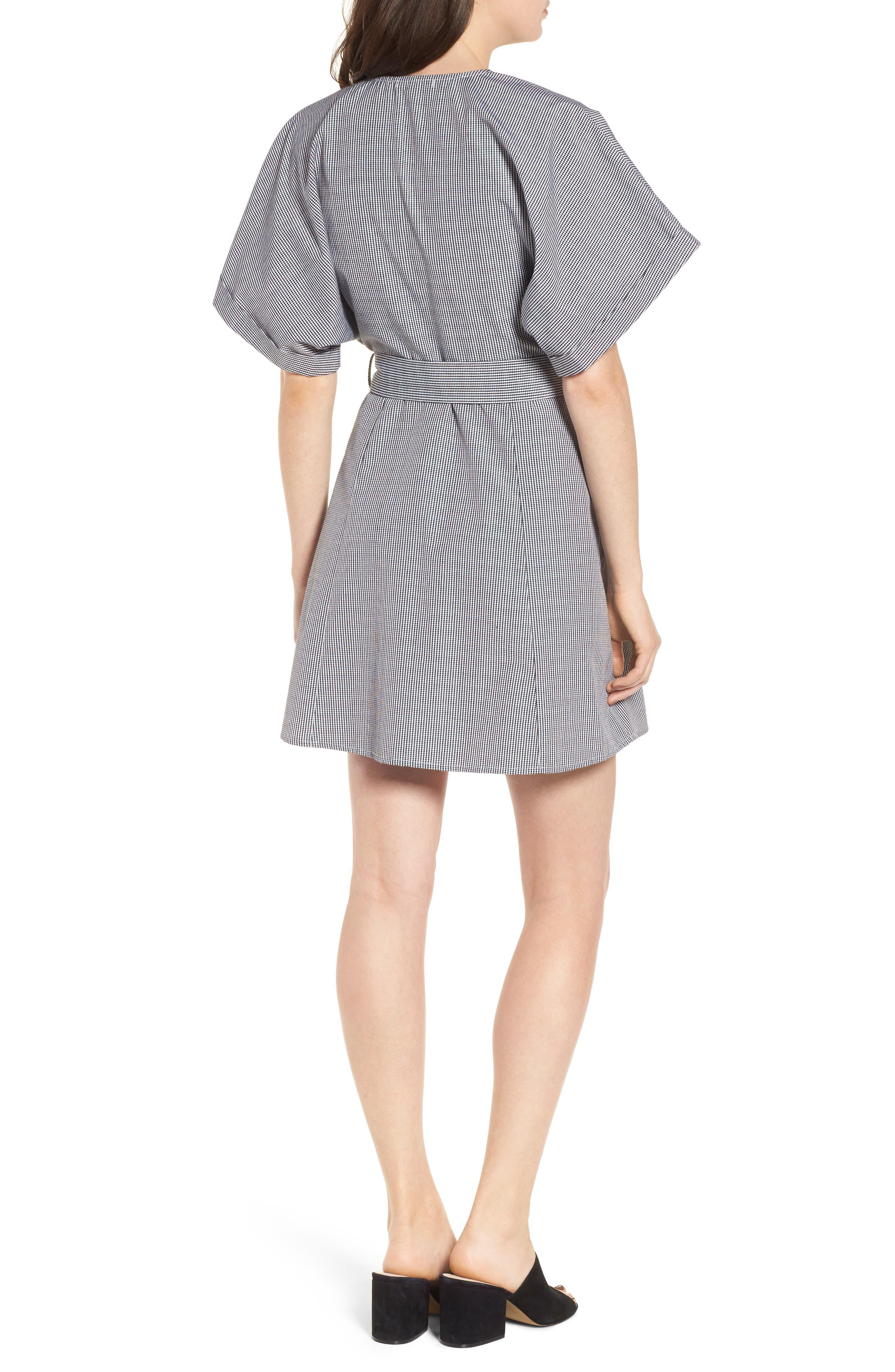 Button Front Dress,                             Alternate thumbnail 5, color,