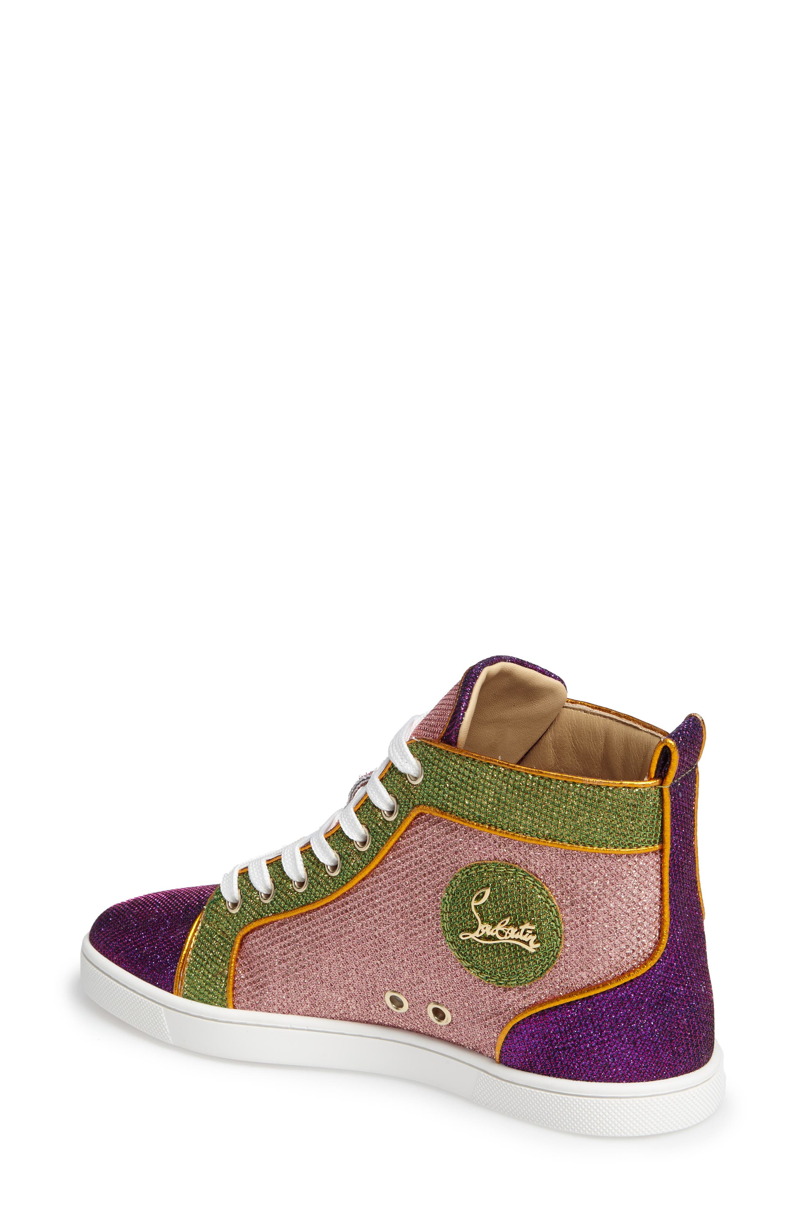Bip Bip High Top Sneaker,                             Alternate thumbnail 6, color,