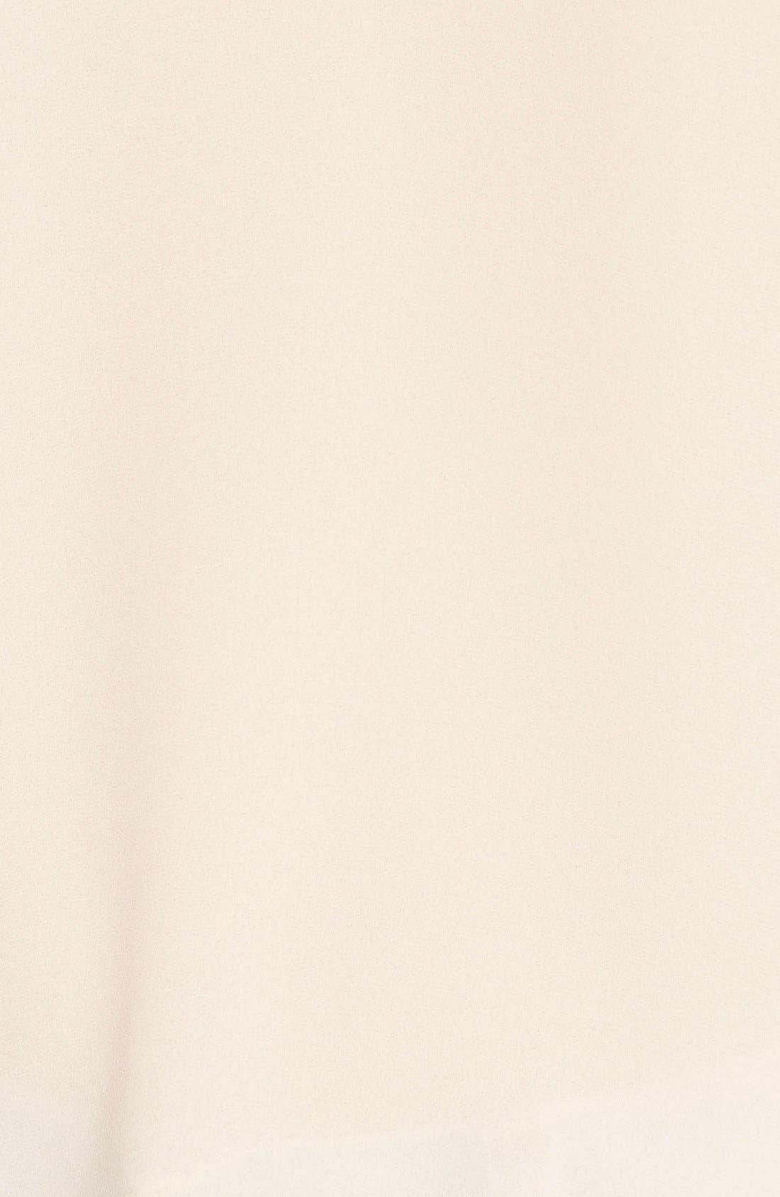 Cuff Sleeve Woven Tee,                             Alternate thumbnail 172, color,