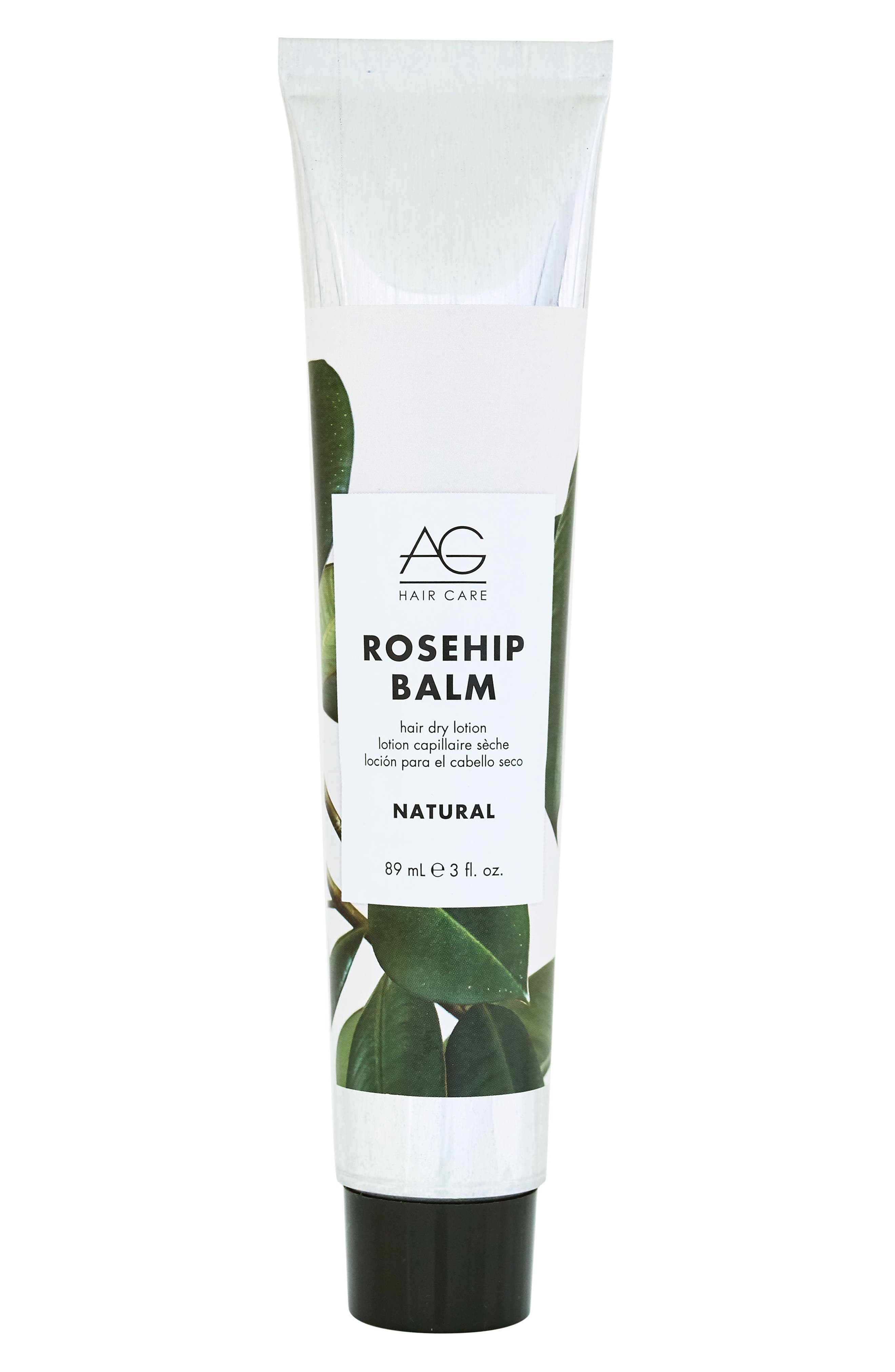 Rosehip Balm Hair Dry Lotion,                         Main,                         color, NO COLOR