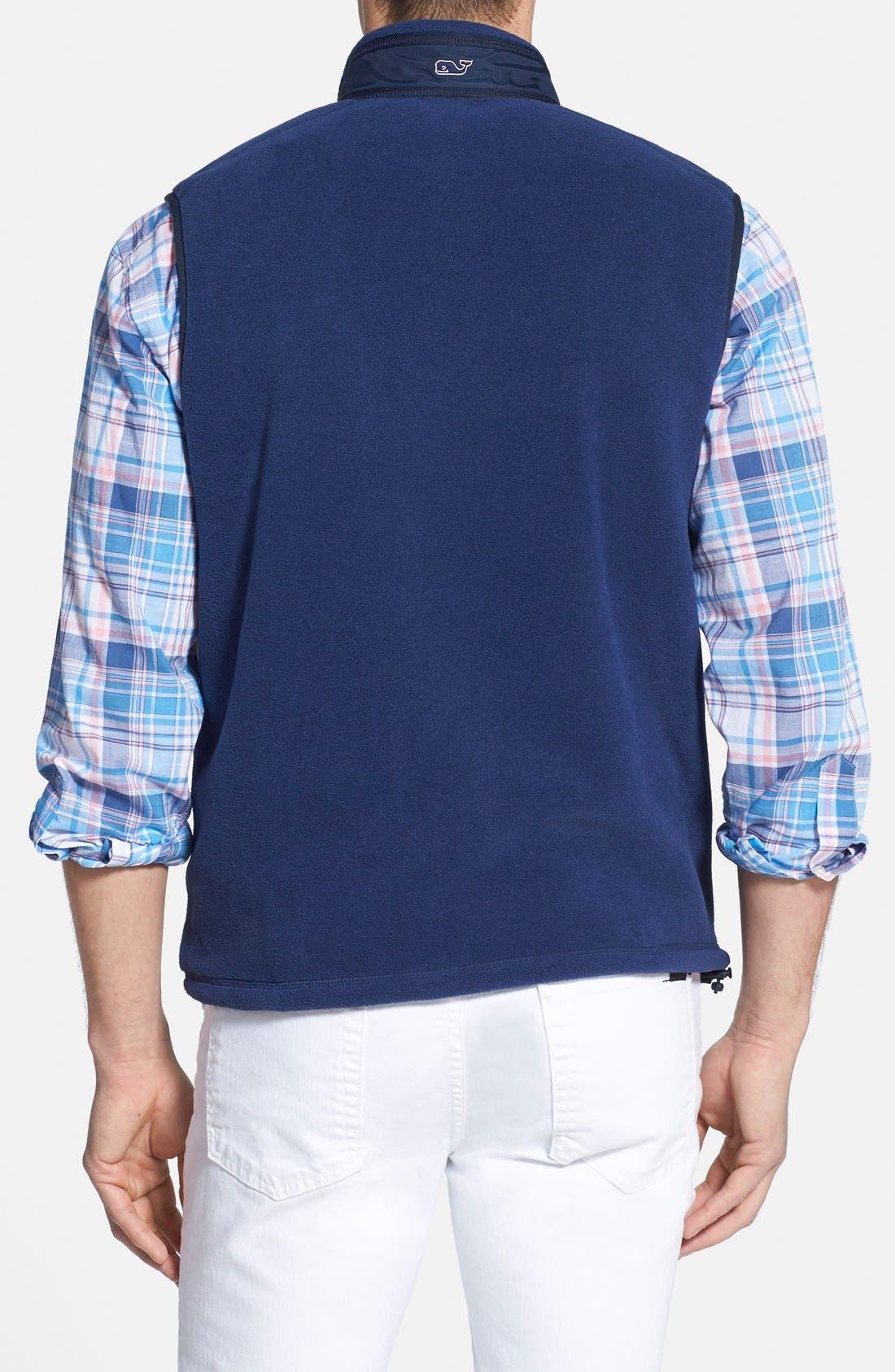 Fleece Vest,                             Alternate thumbnail 8, color,                             407