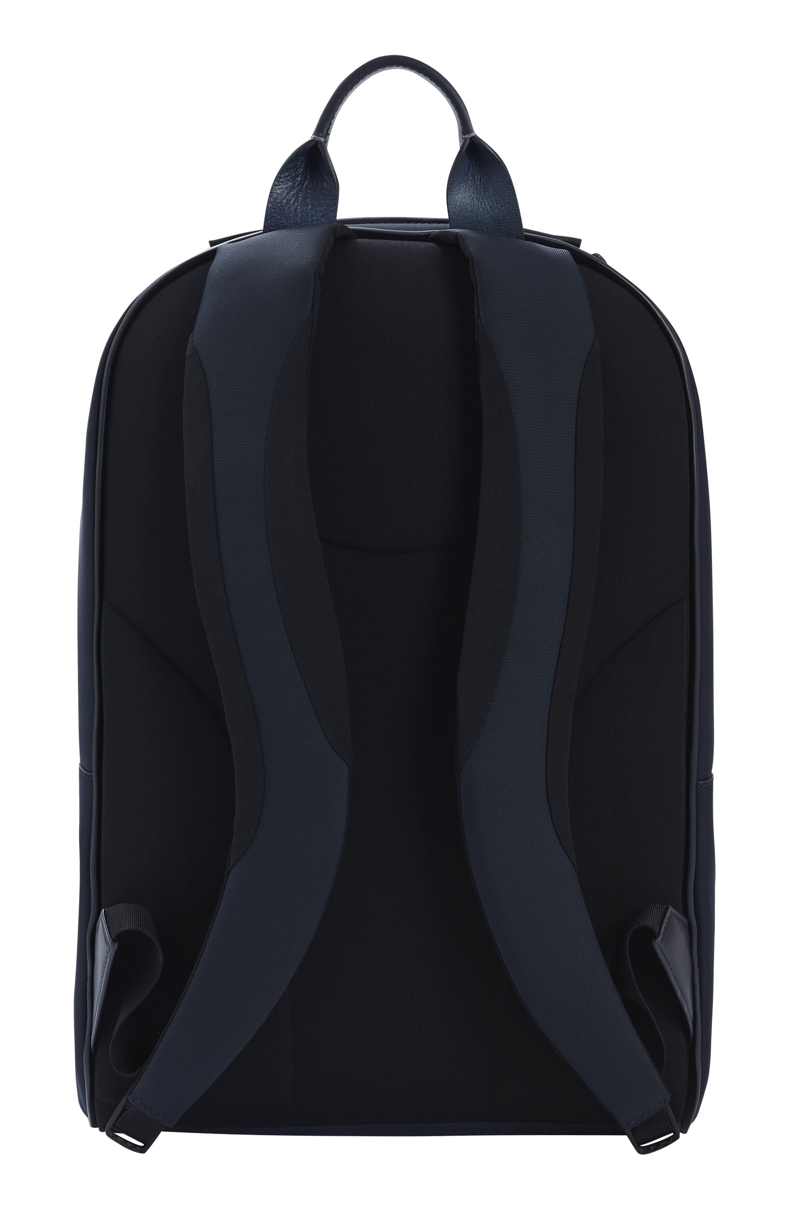 Nylon Backpack,                             Alternate thumbnail 3, color,                             400