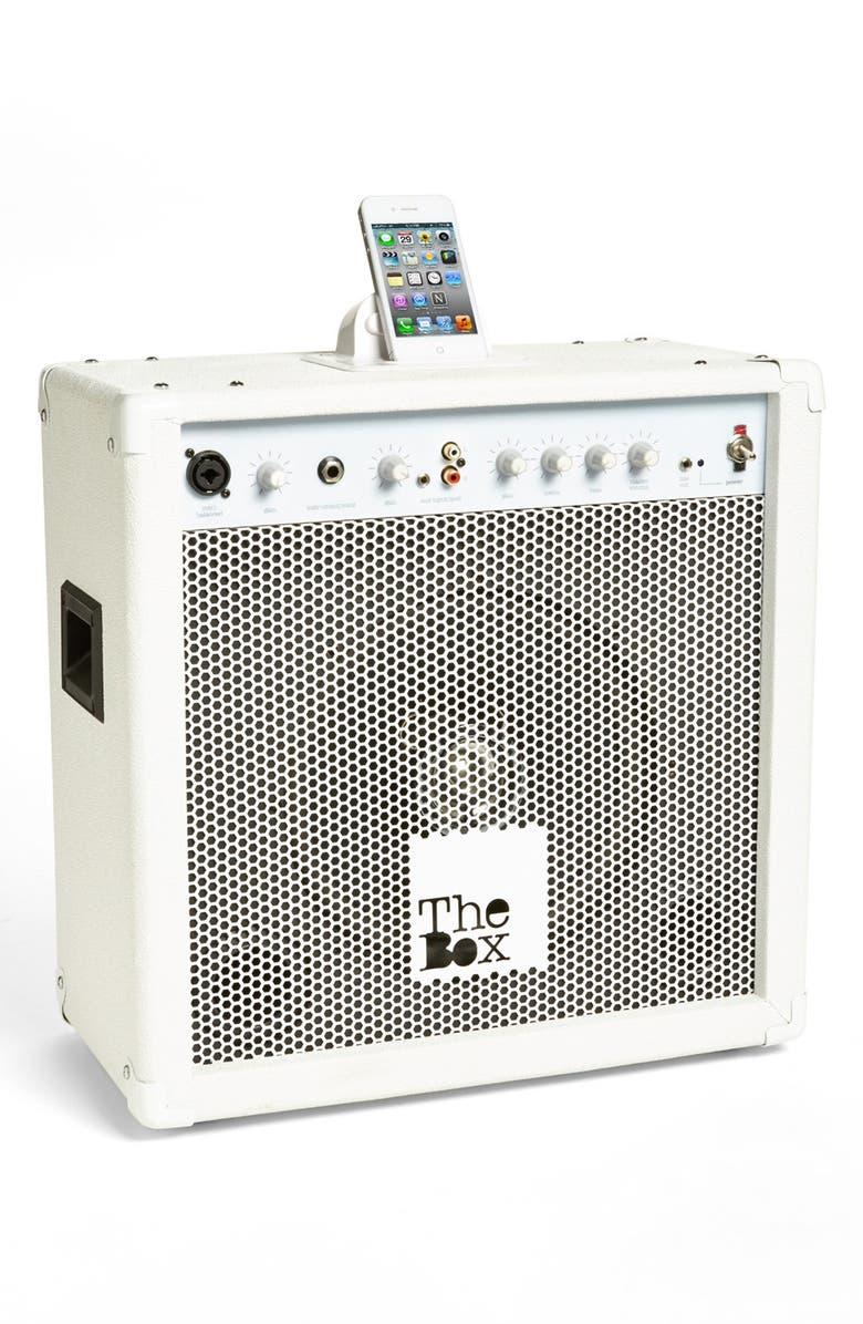 Seletti The Box 50 Watt Amplifier Speaker With Mp3 Docking Station