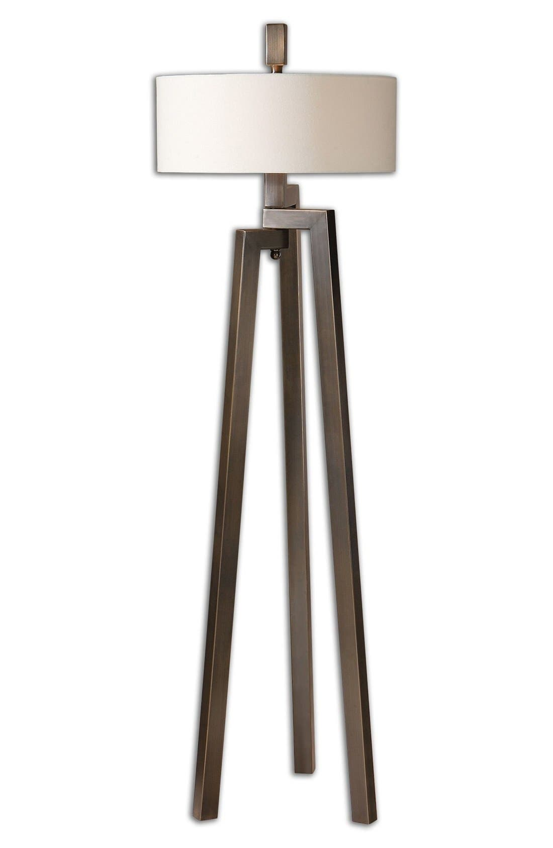 'Mondovi' Hand Forged Metal Floor Lamp,                             Main thumbnail 1, color,                             200