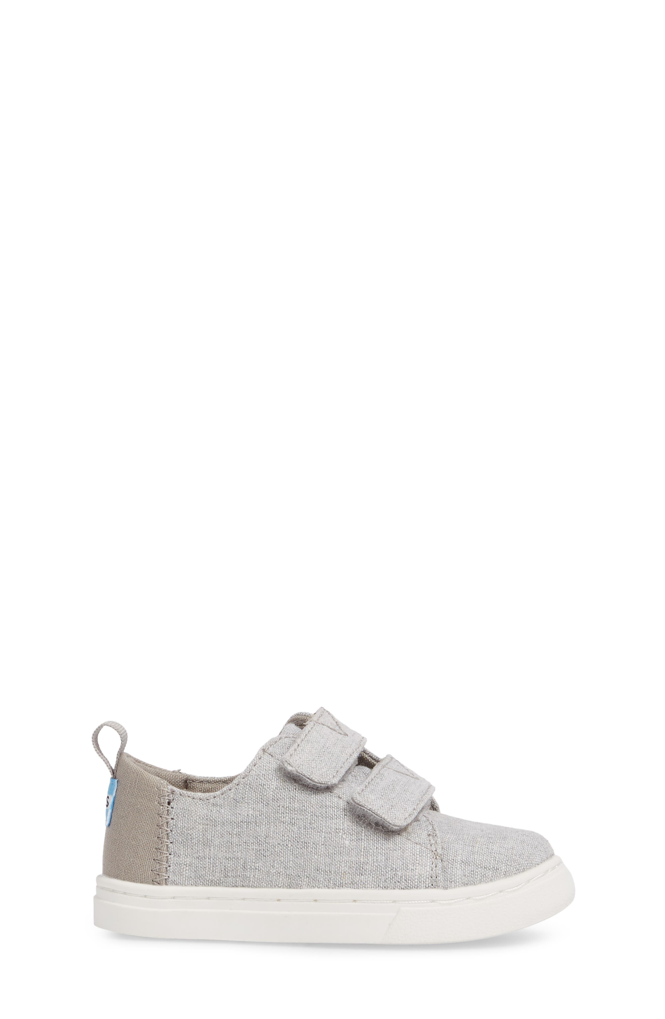 Lenny Sneaker,                             Alternate thumbnail 3, color,                             DRIZZLE GREY CHAMBRAY