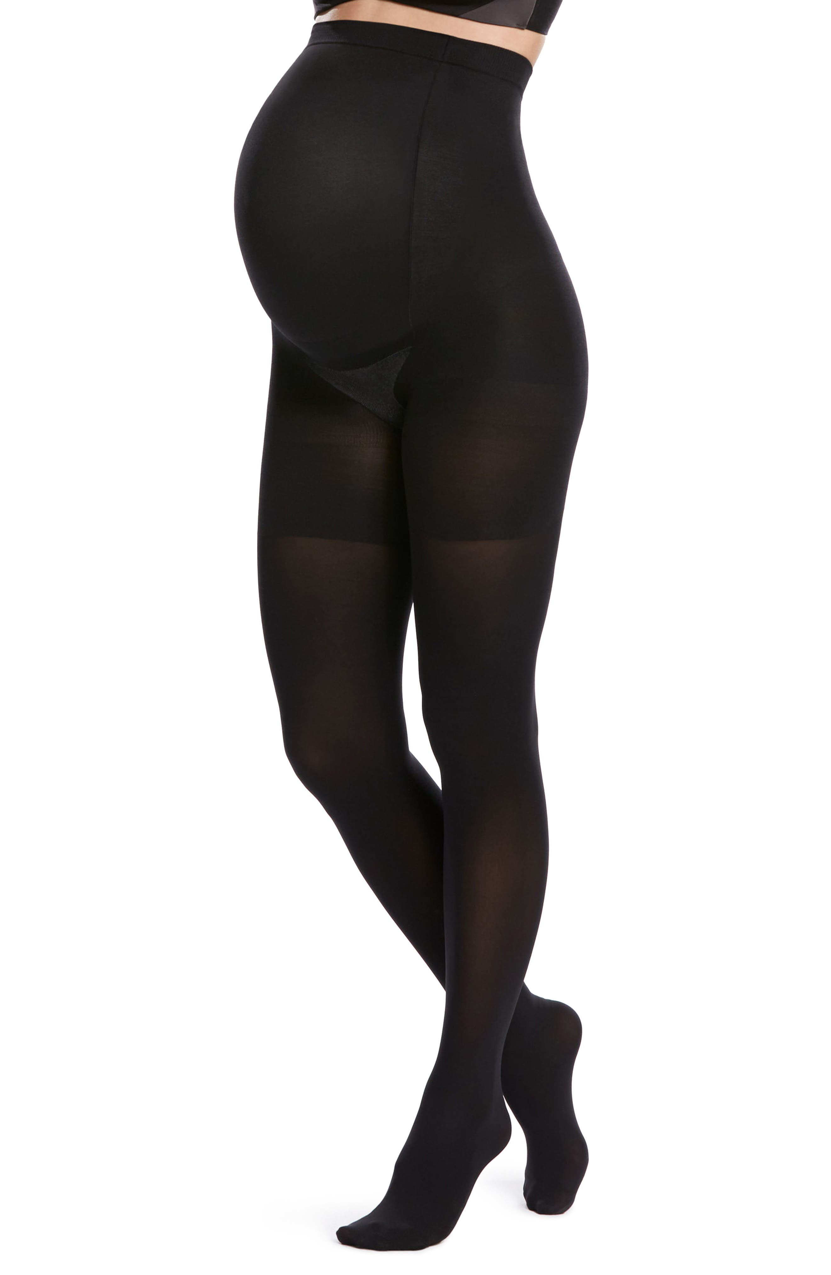 Mama Tights,                         Main,                         color, BLACK