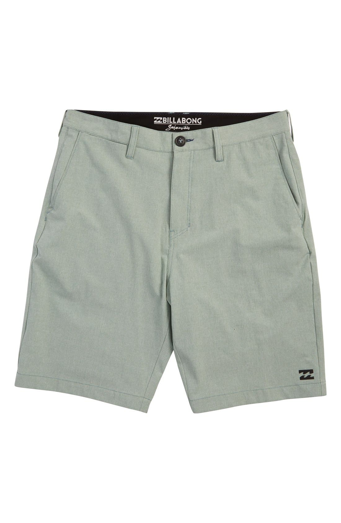 Crossfire X Submersible Hybrid Shorts,                             Main thumbnail 7, color,